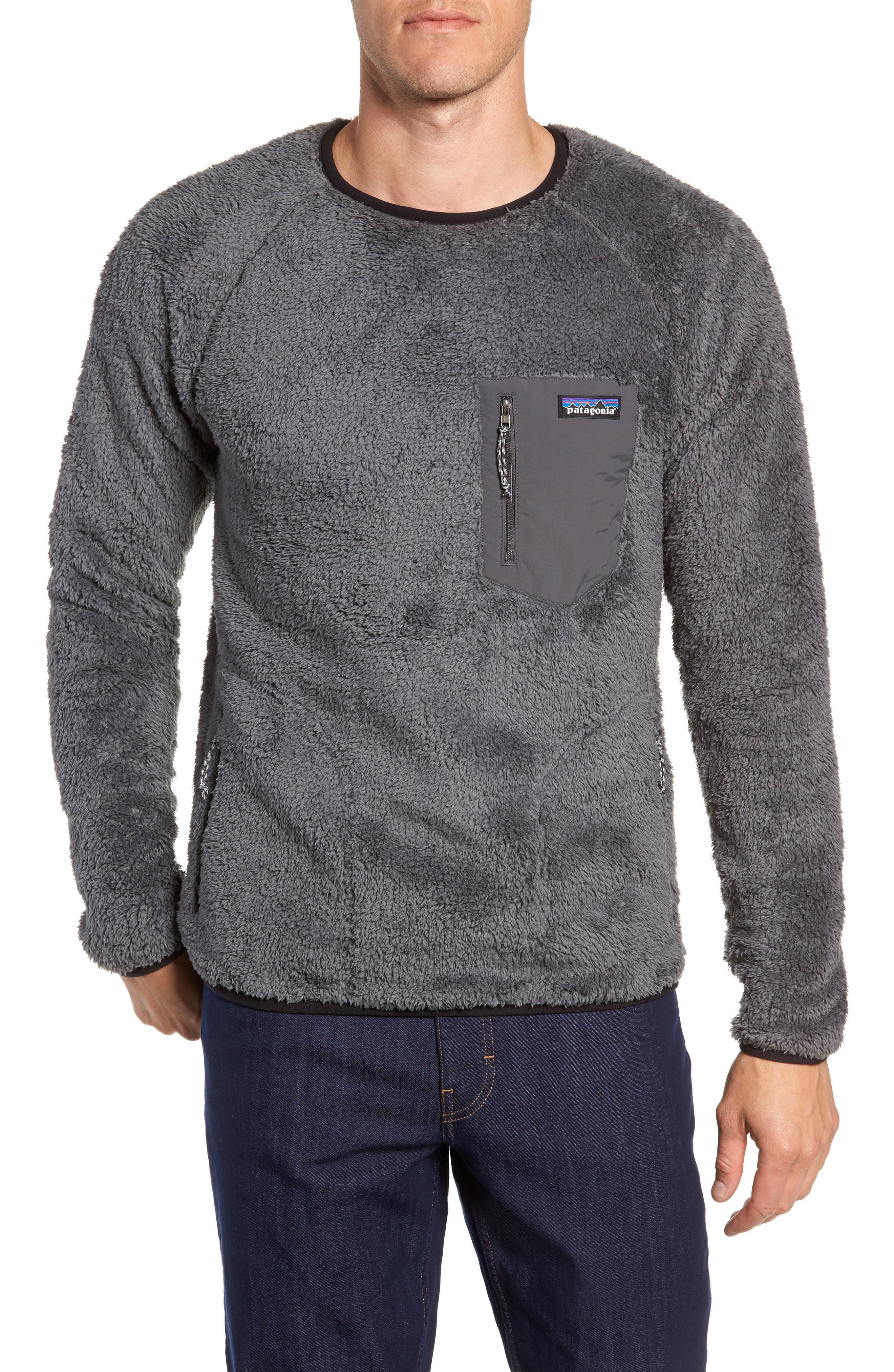 Los Gatos Fleece Crewneck Sweatshirt,                         Main,                         color, 020