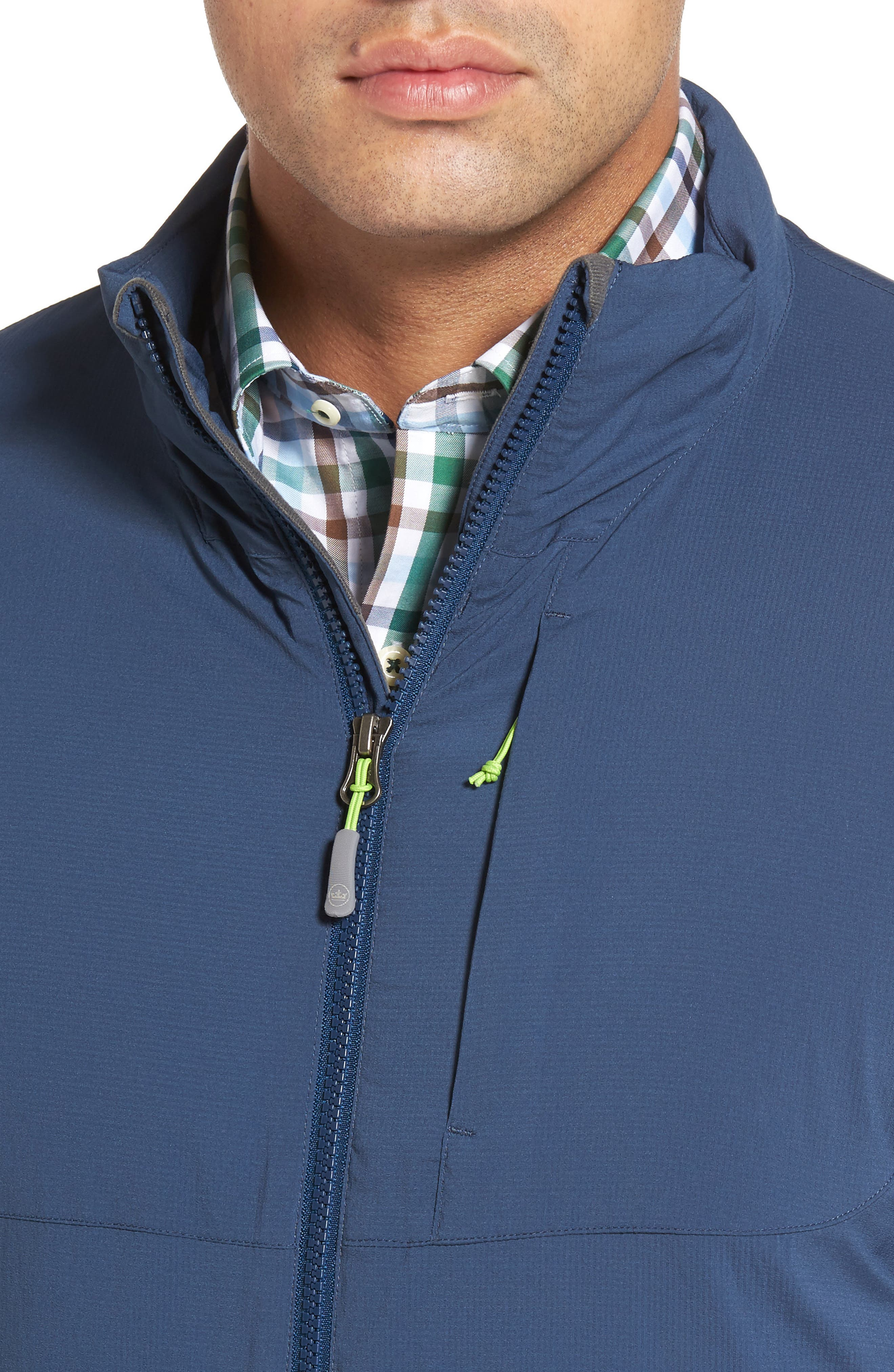 Bozeman Stretch Puffer Jacket,                             Alternate thumbnail 4, color,