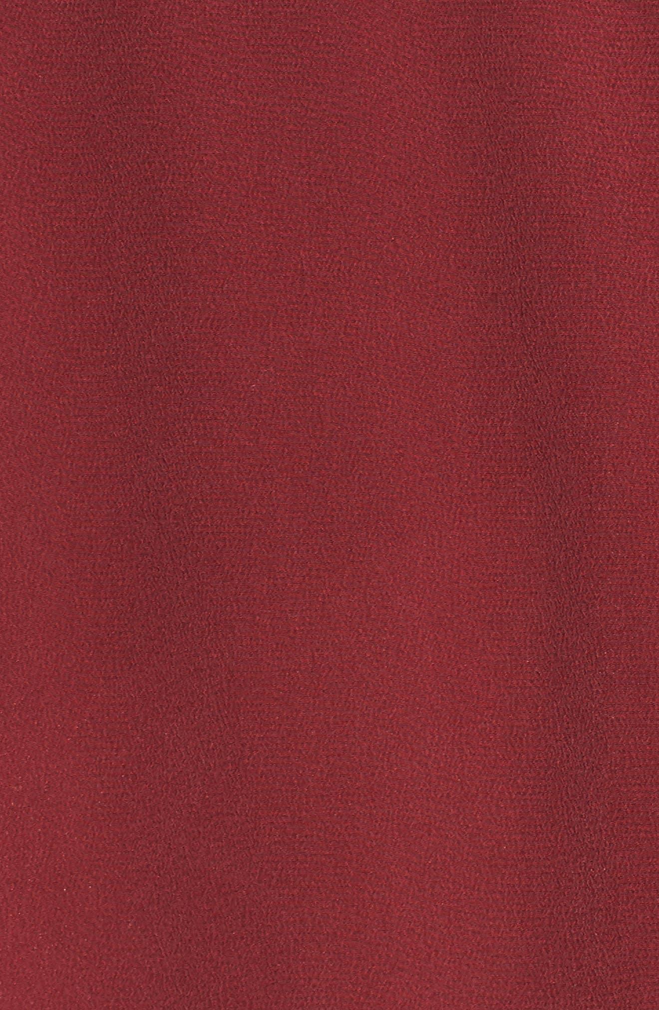 Rhett Silk Shirt,                             Alternate thumbnail 5, color,                             930