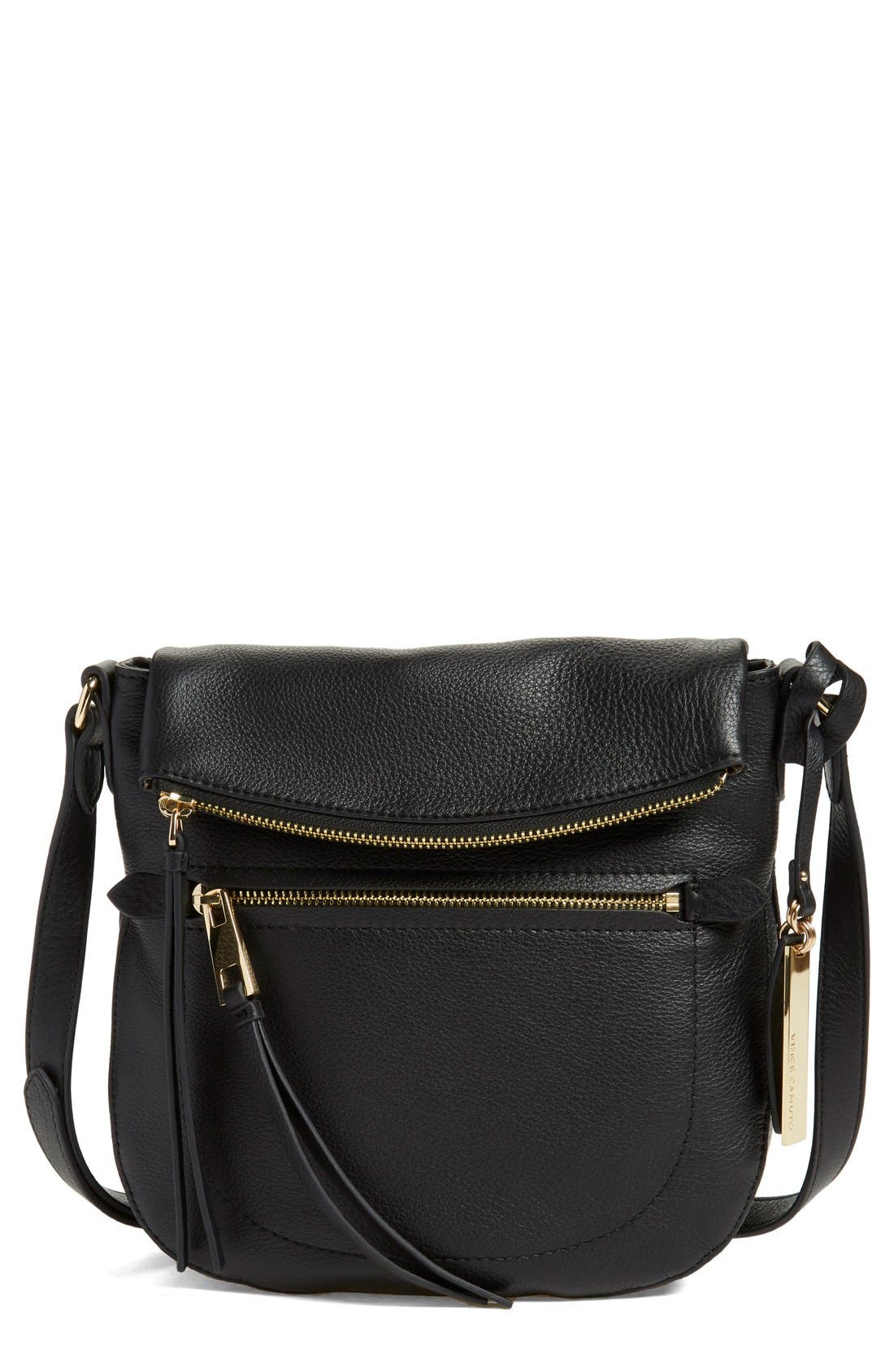 'Tala' Leather Crossbody Bag,                             Main thumbnail 3, color,