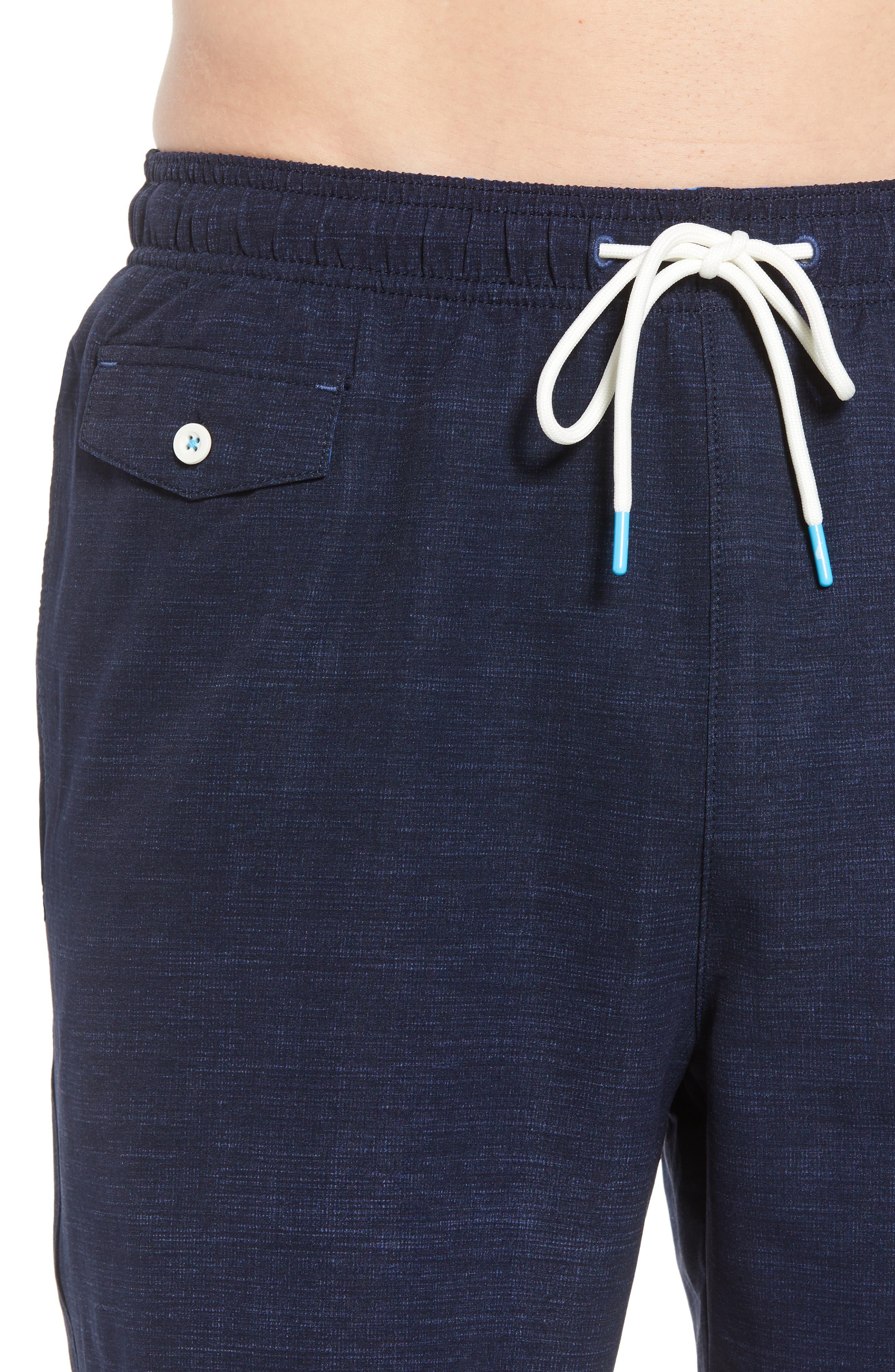 Naples Point Swim Trunks,                             Alternate thumbnail 4, color,                             401