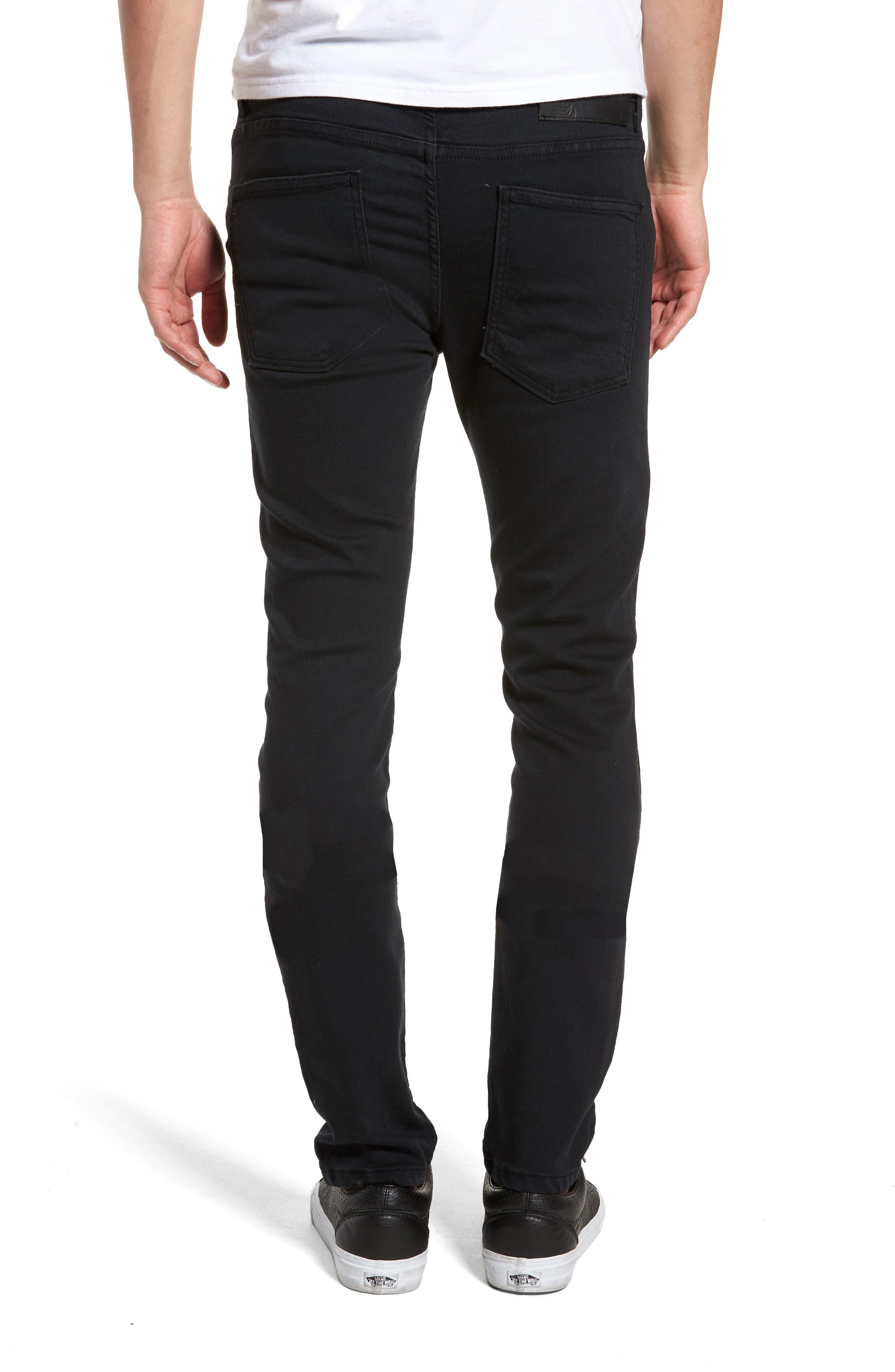 Super Skinny Guy Skinny Fit Jeans,                             Alternate thumbnail 2, color,