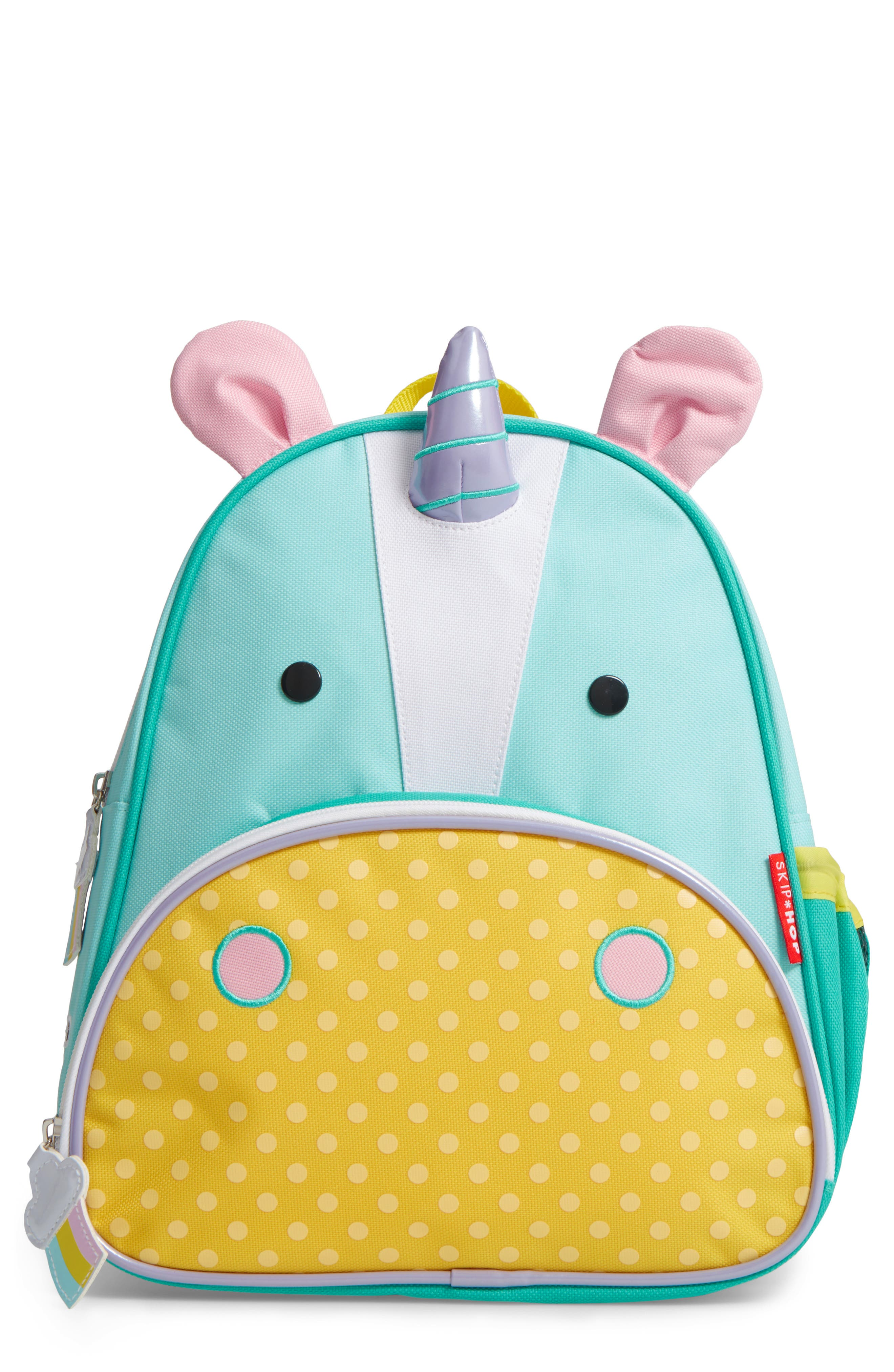 Zoo Pack Backpack,                             Alternate thumbnail 2, color,                             YELLOW