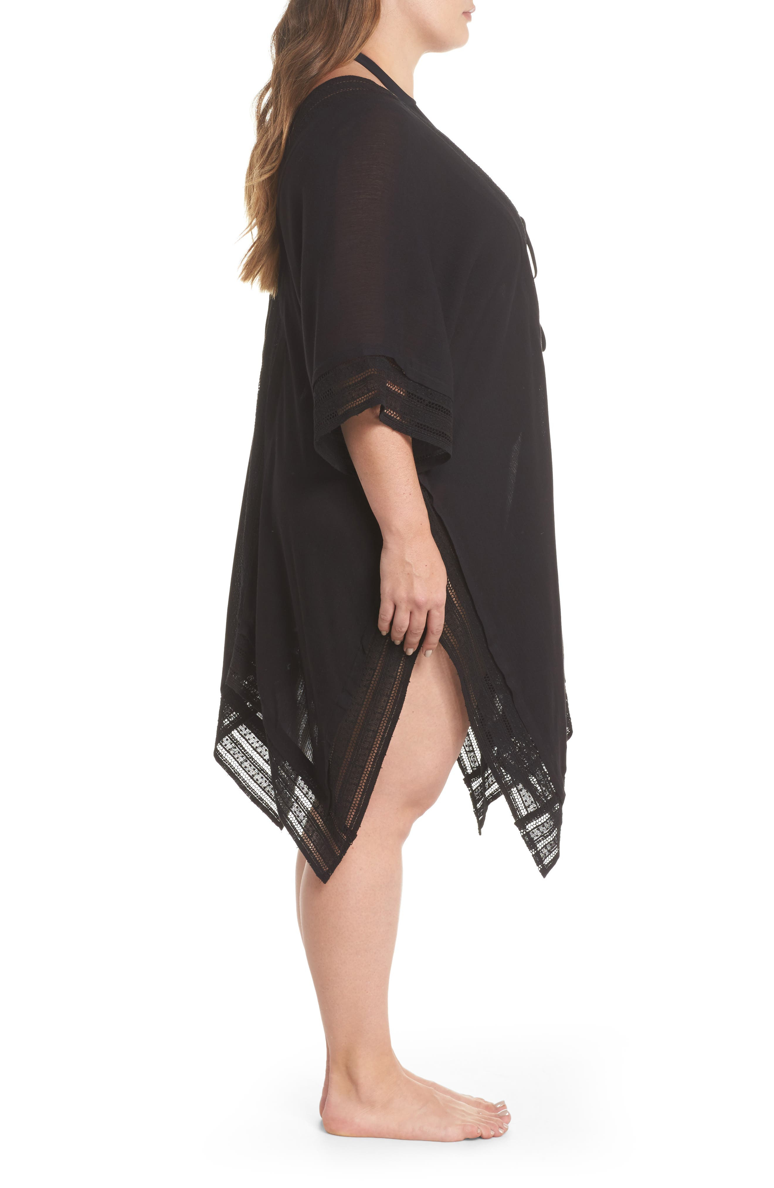 Serendipity Cover-Up Tunic,                             Alternate thumbnail 3, color,                             001