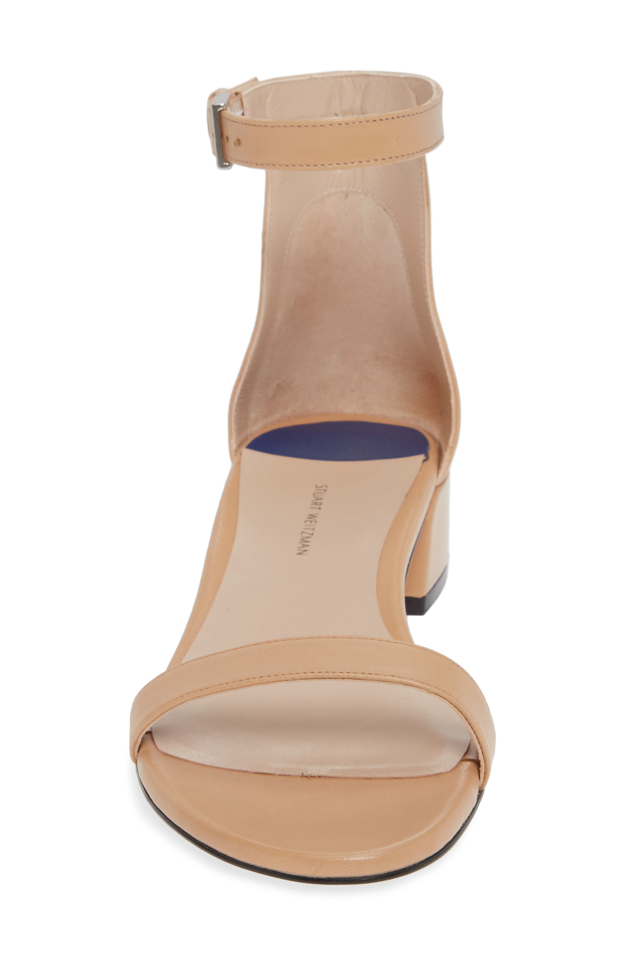 STUART WEITZMAN,                             Nudist Sandal,                             Alternate thumbnail 4, color,                             273