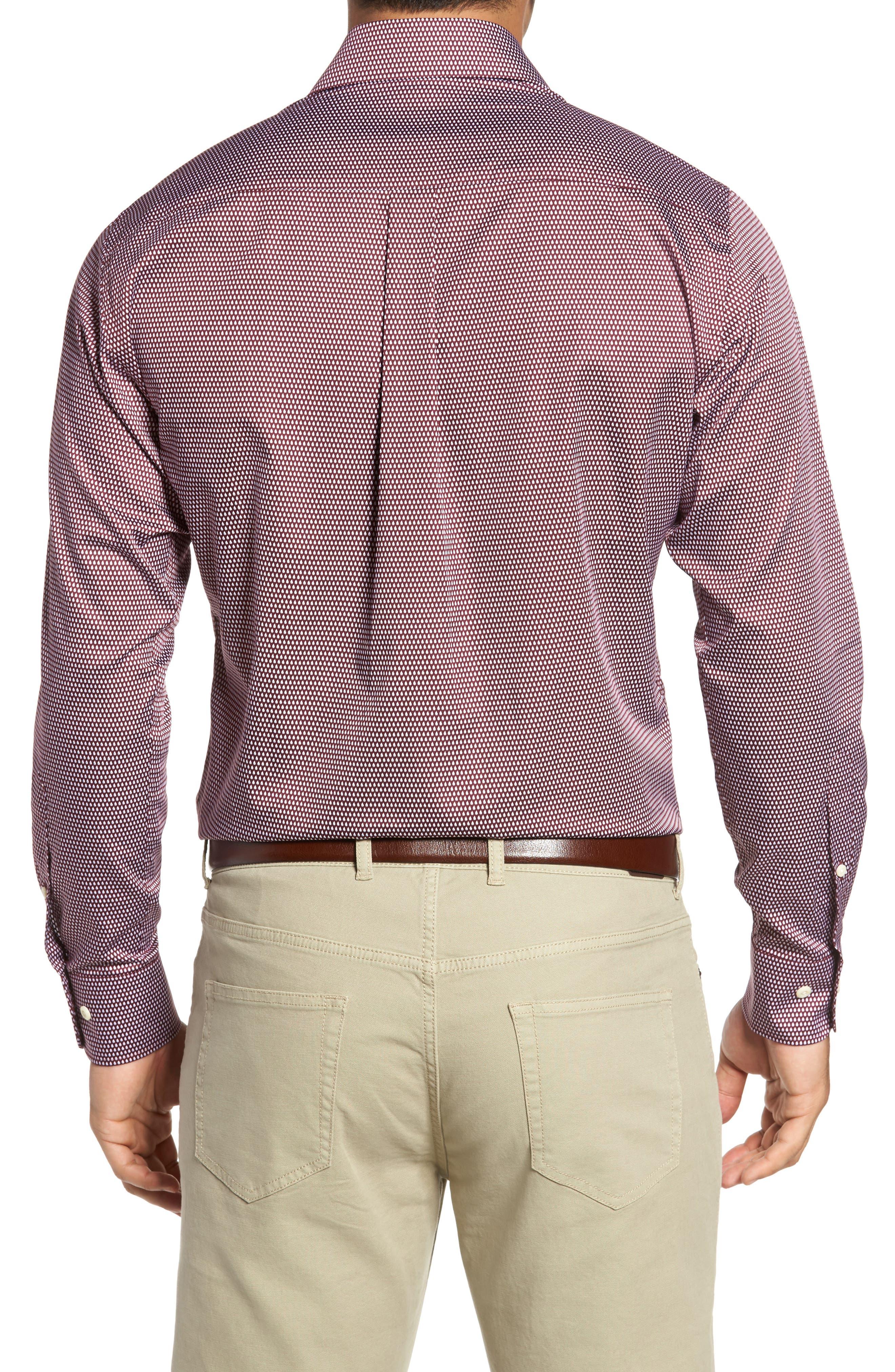Single Flame Regular Fit Sport Shirt,                             Alternate thumbnail 2, color,                             930