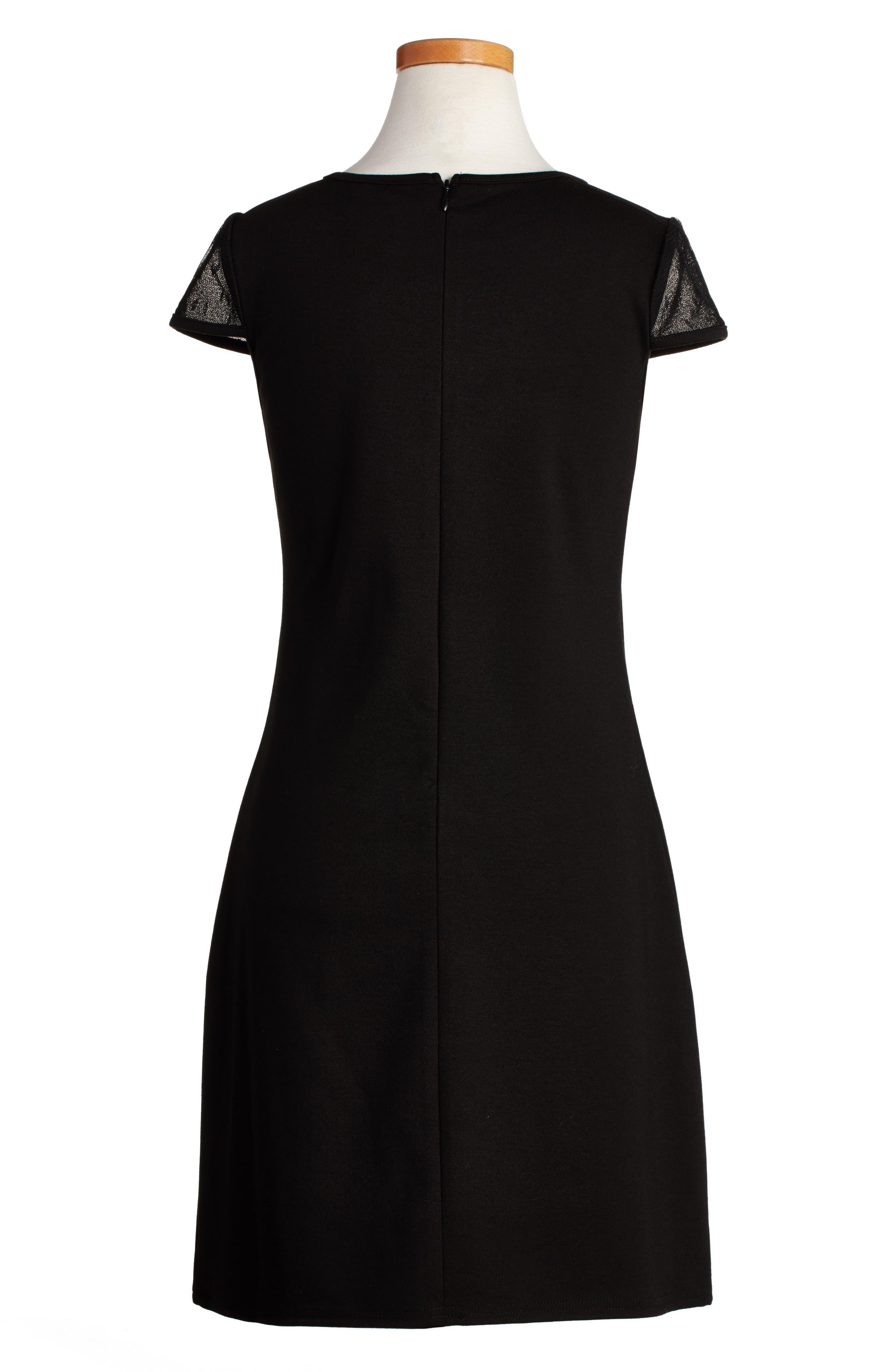 Empire Sheath Dress,                             Main thumbnail 1, color,                             001