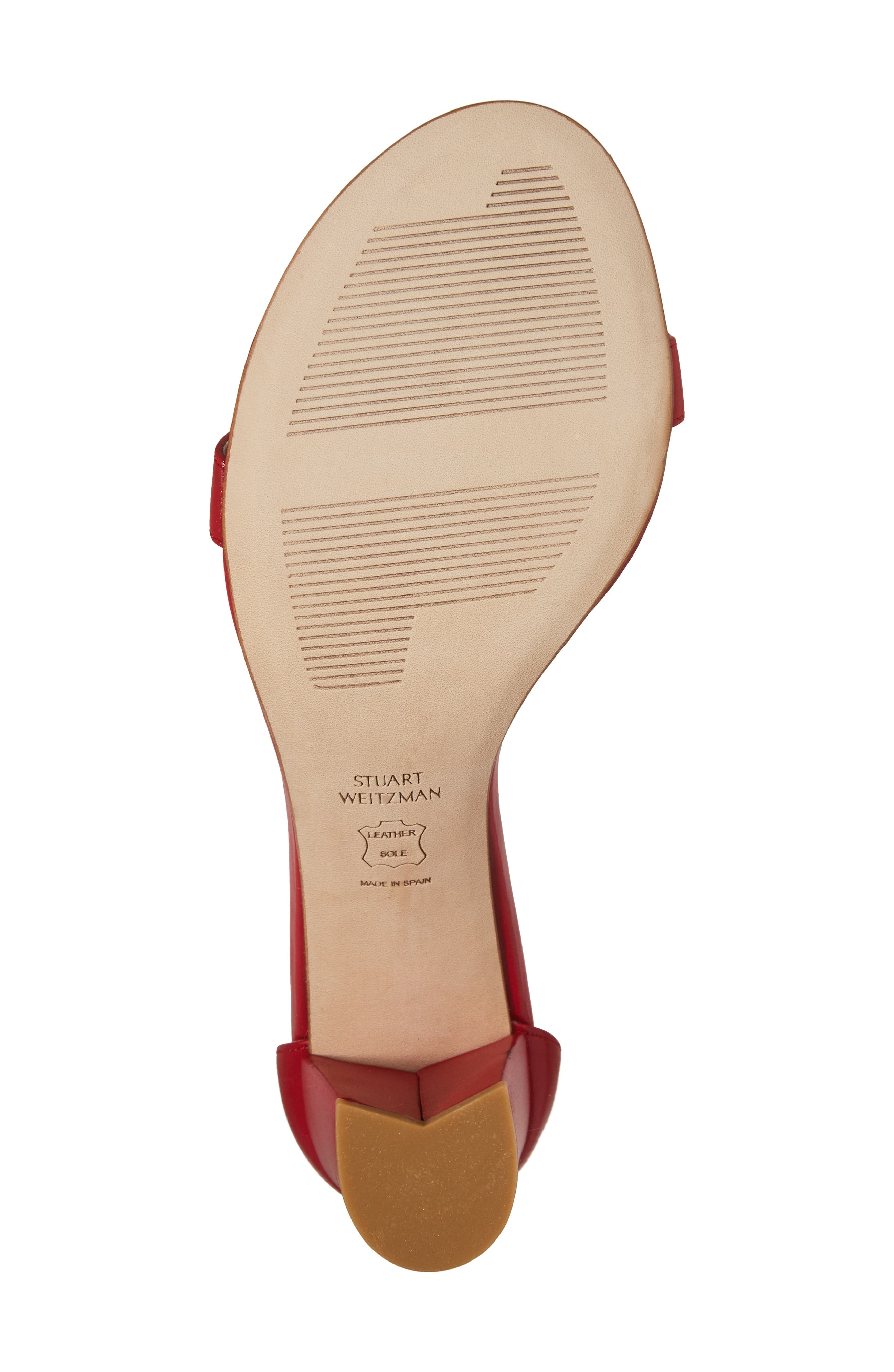 NearlyNude Ankle Strap Sandal,                             Alternate thumbnail 141, color,