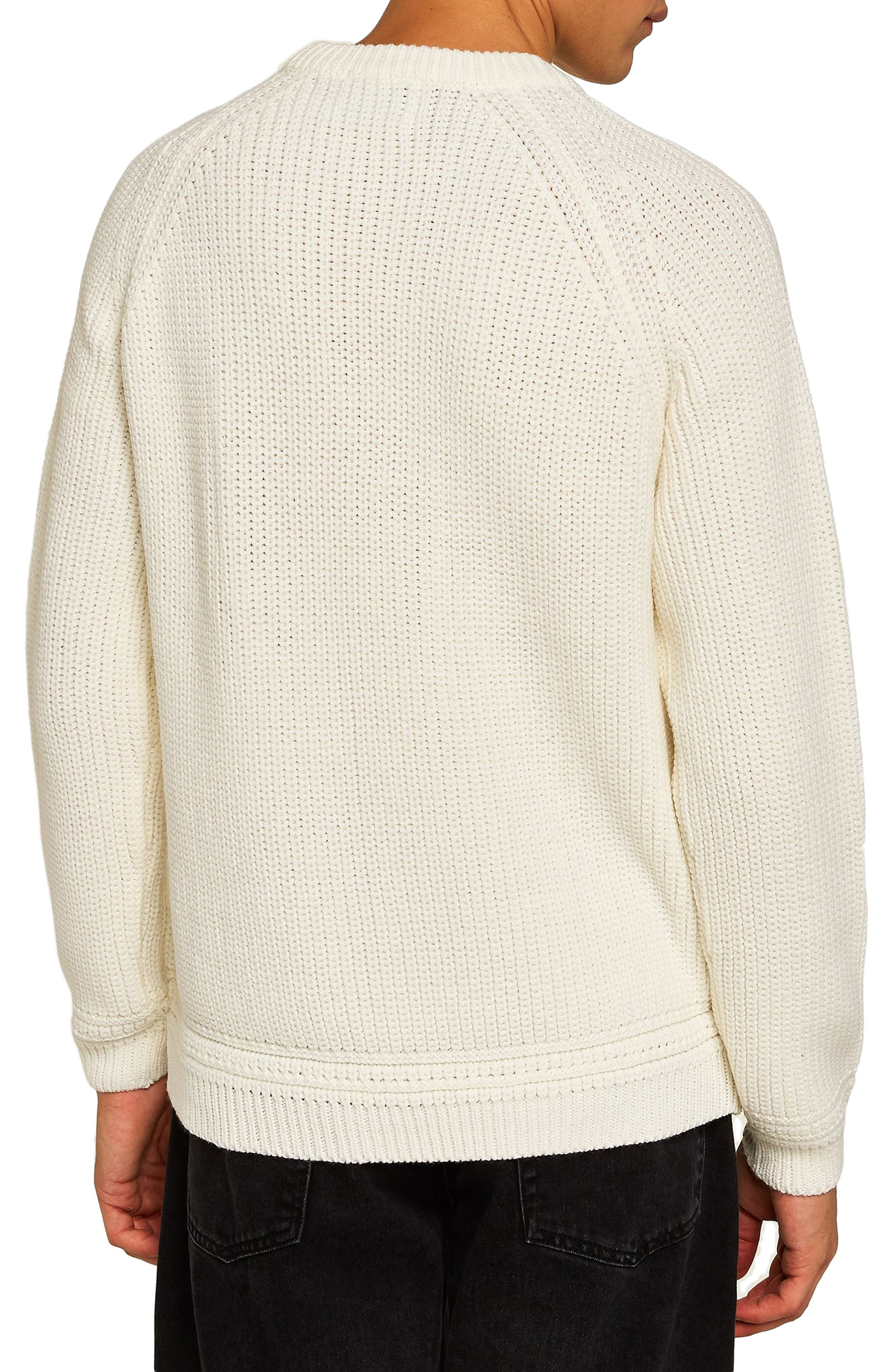 Ribbed Sweater,                             Alternate thumbnail 2, color,                             900