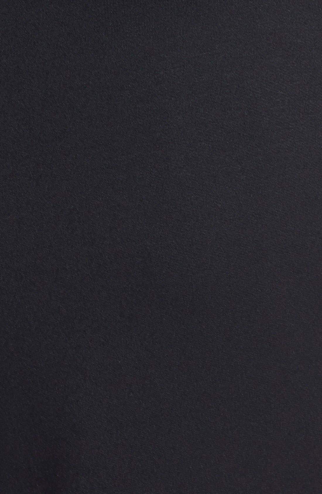 'Essential' Maternity Blazer,                             Alternate thumbnail 2, color,                             BLACK