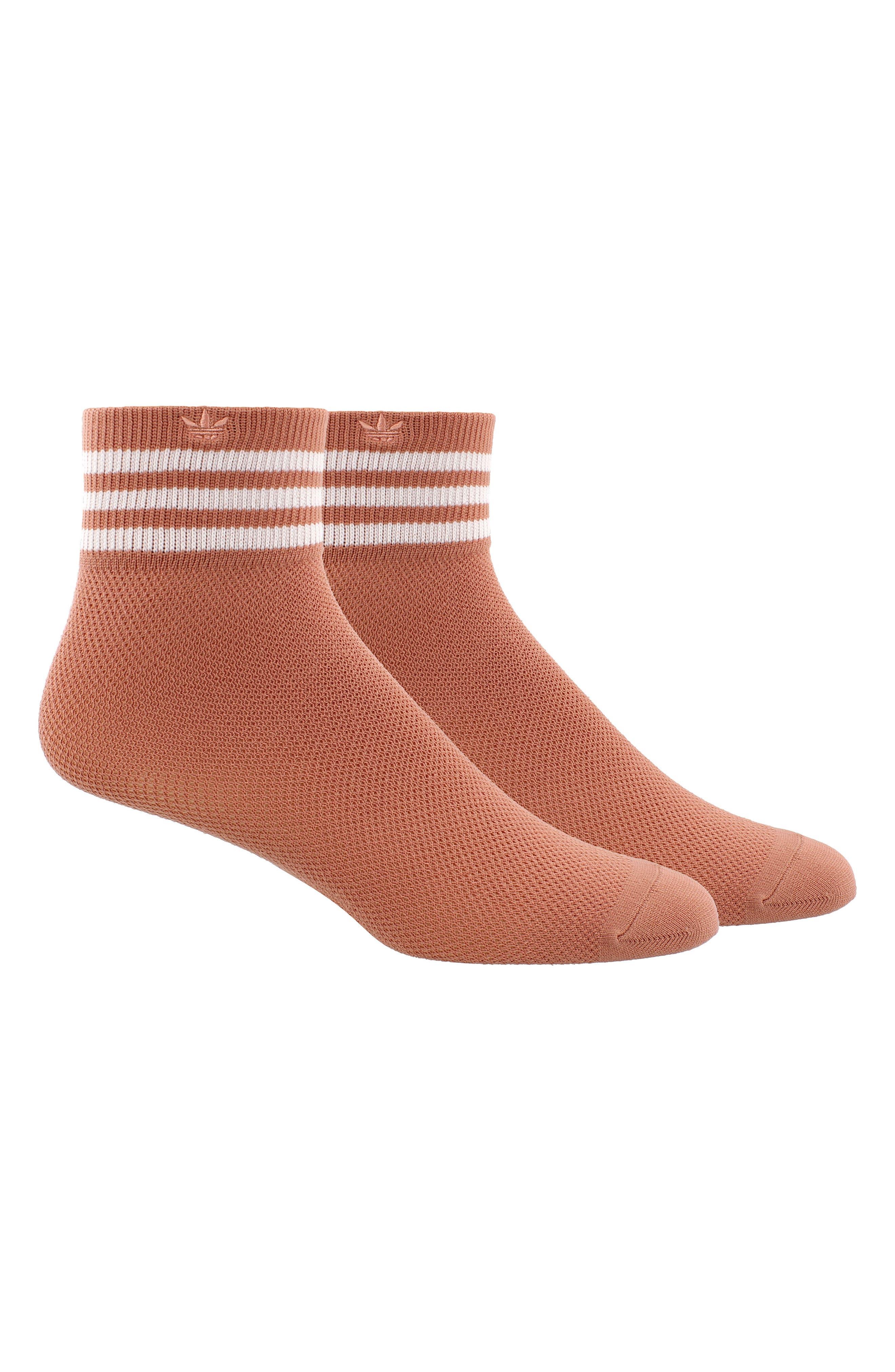 Stripe Mesh Ankle Socks,                             Alternate thumbnail 2, color,                             660