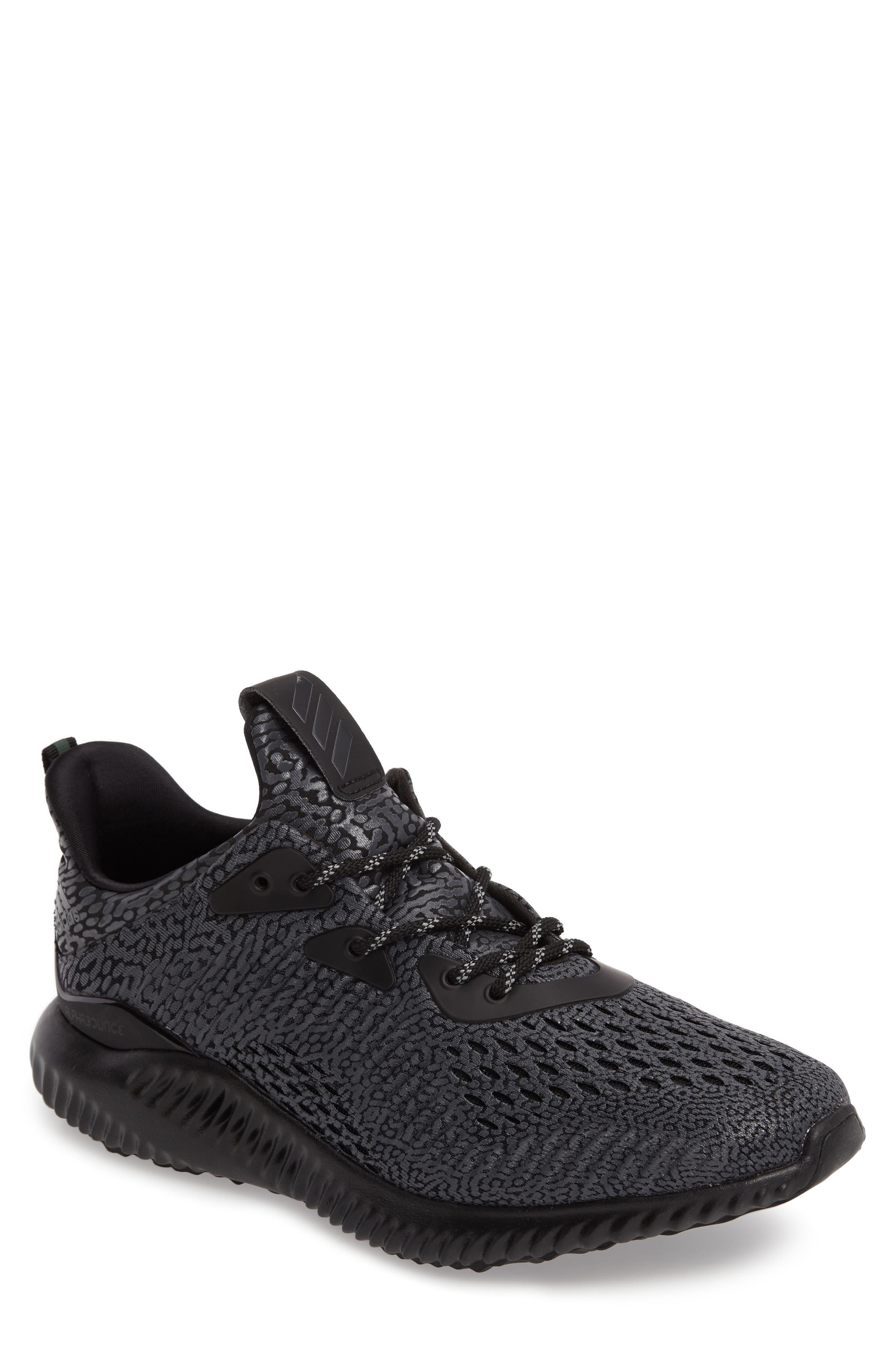 AlphaBounce Aramis Sneaker,                             Main thumbnail 1, color,                             001
