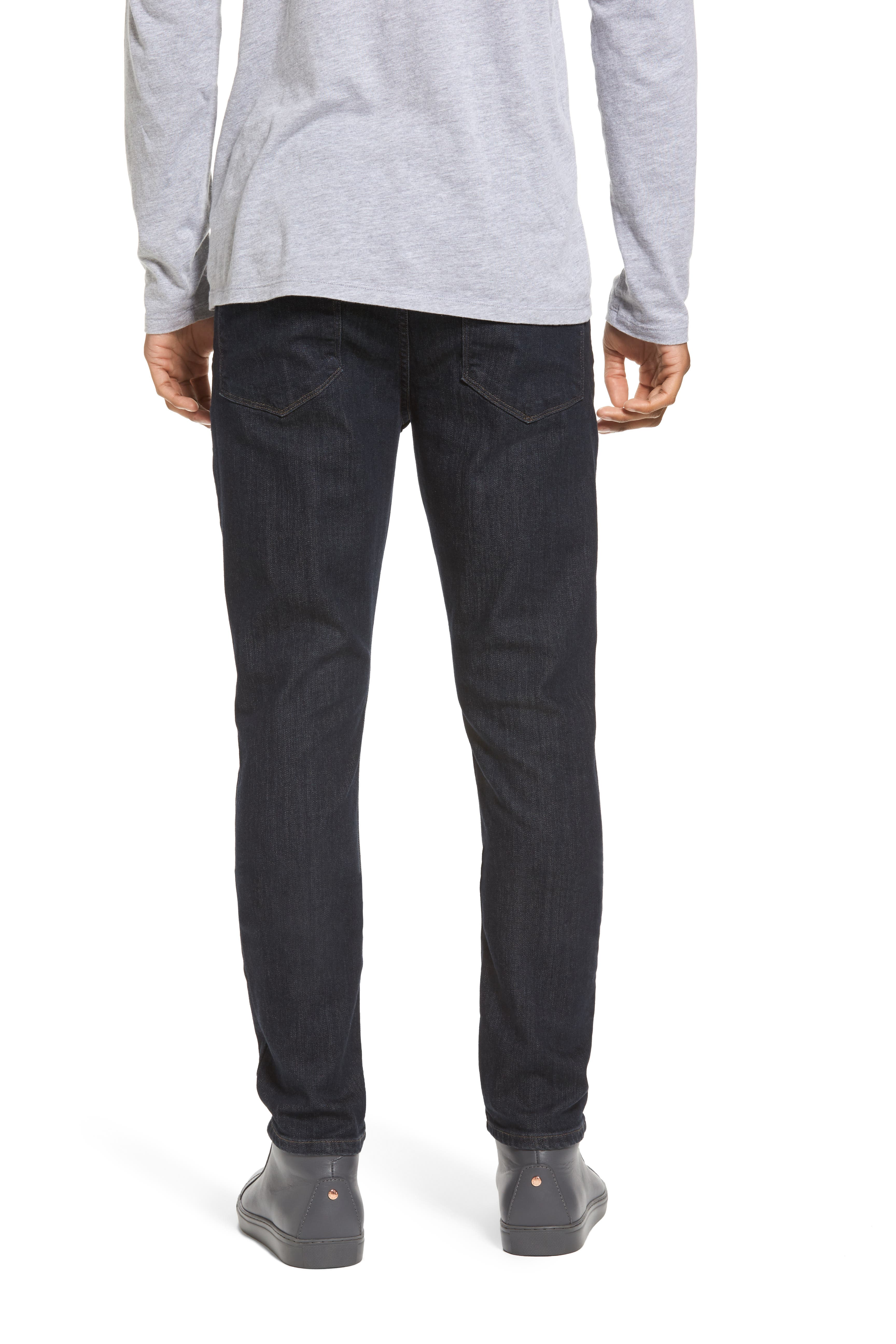 Legacy - Croft Skinny Fit Jeans,                             Alternate thumbnail 2, color,                             400
