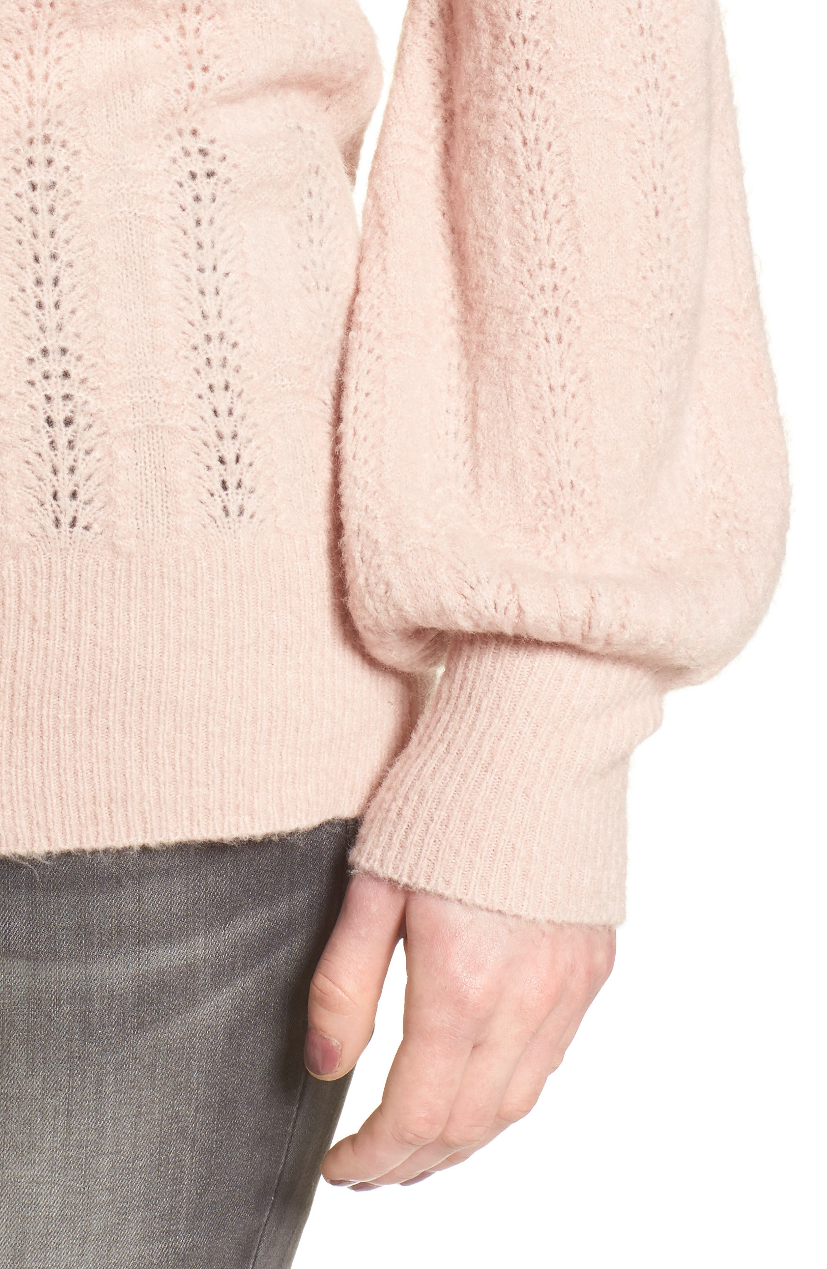 Open Back Sweater,                             Alternate thumbnail 12, color,