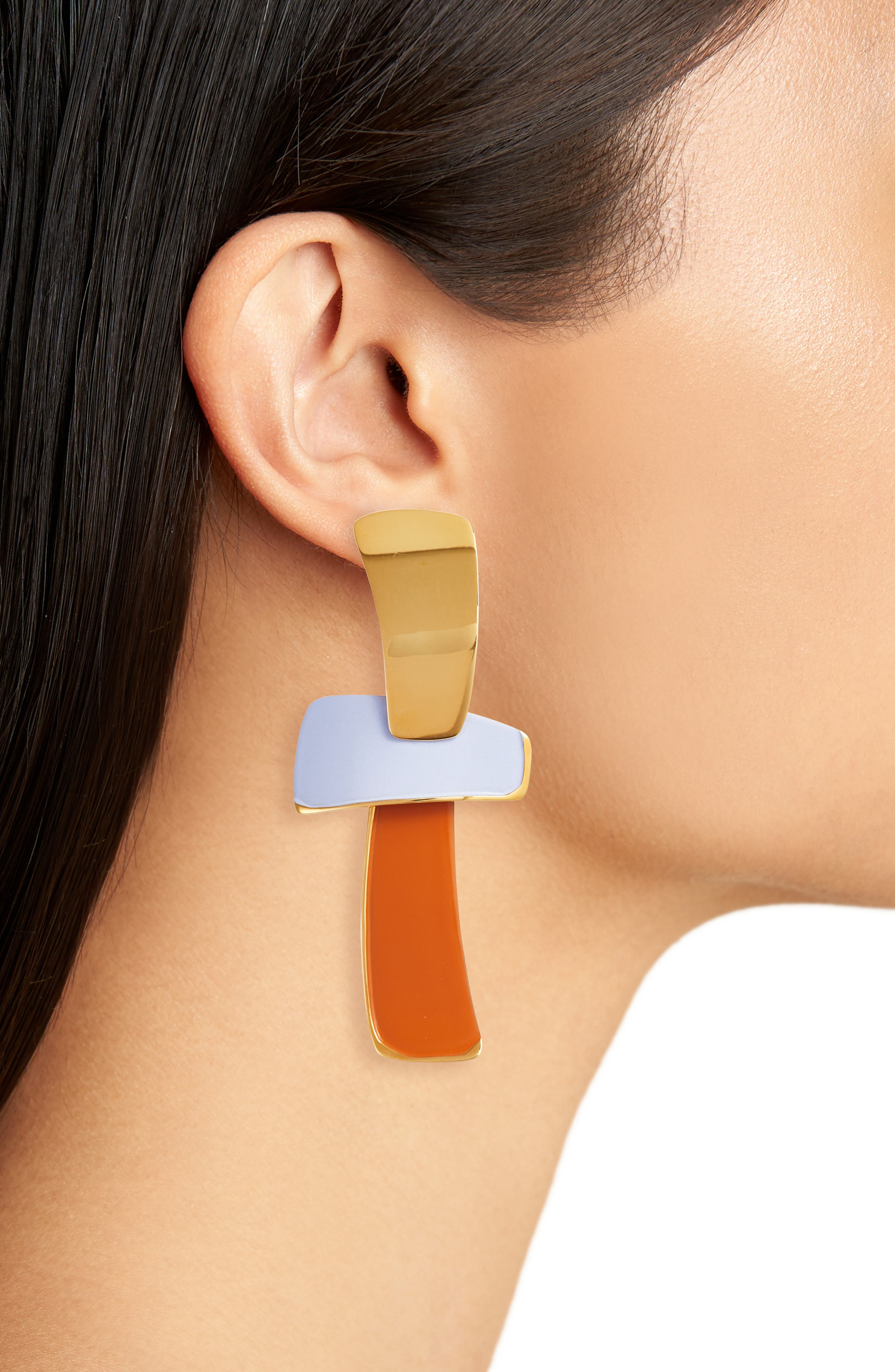 Ernesto Statement Drop Earrings,                             Alternate thumbnail 2, color,                             MULTI