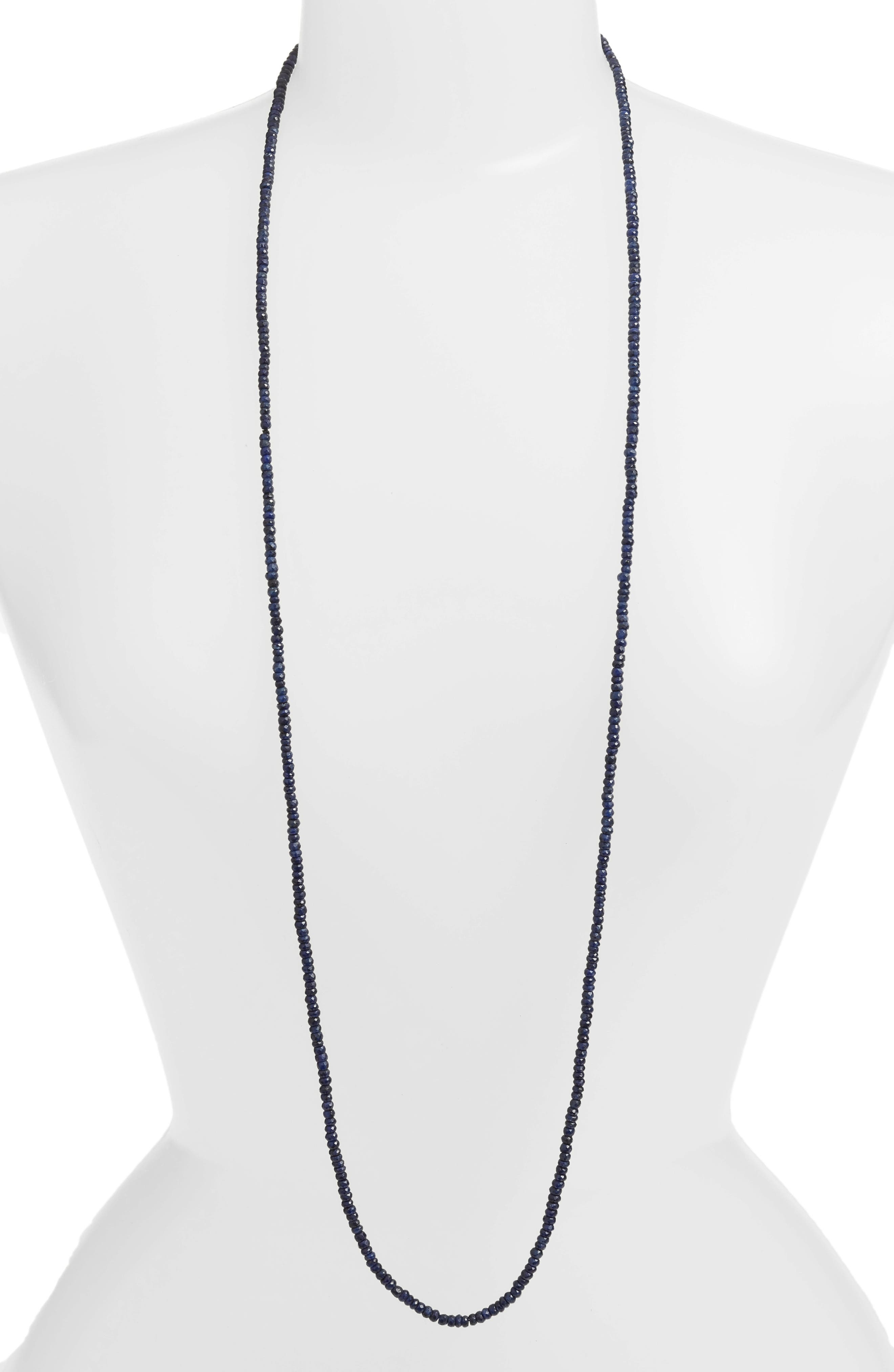 Topanga Gemstone Necklace,                         Main,                         color, 400