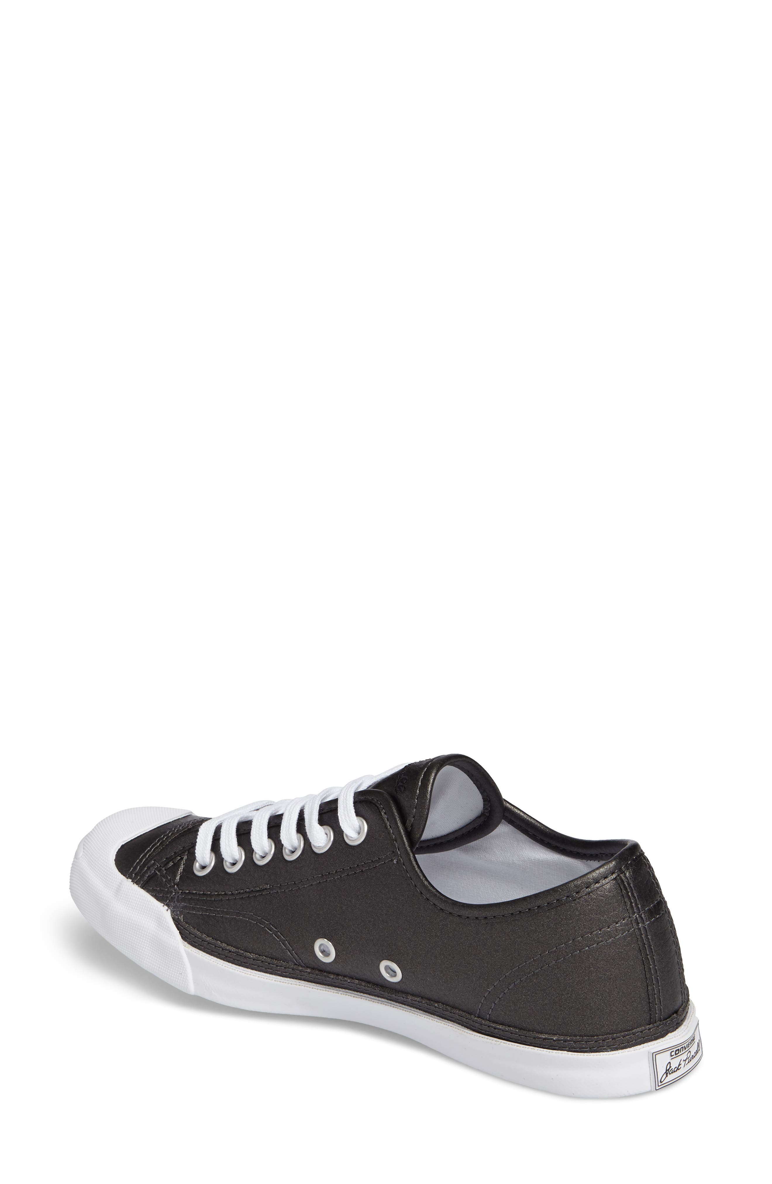 Jack Purcell Low Top Sneaker,                             Alternate thumbnail 2, color,                             001