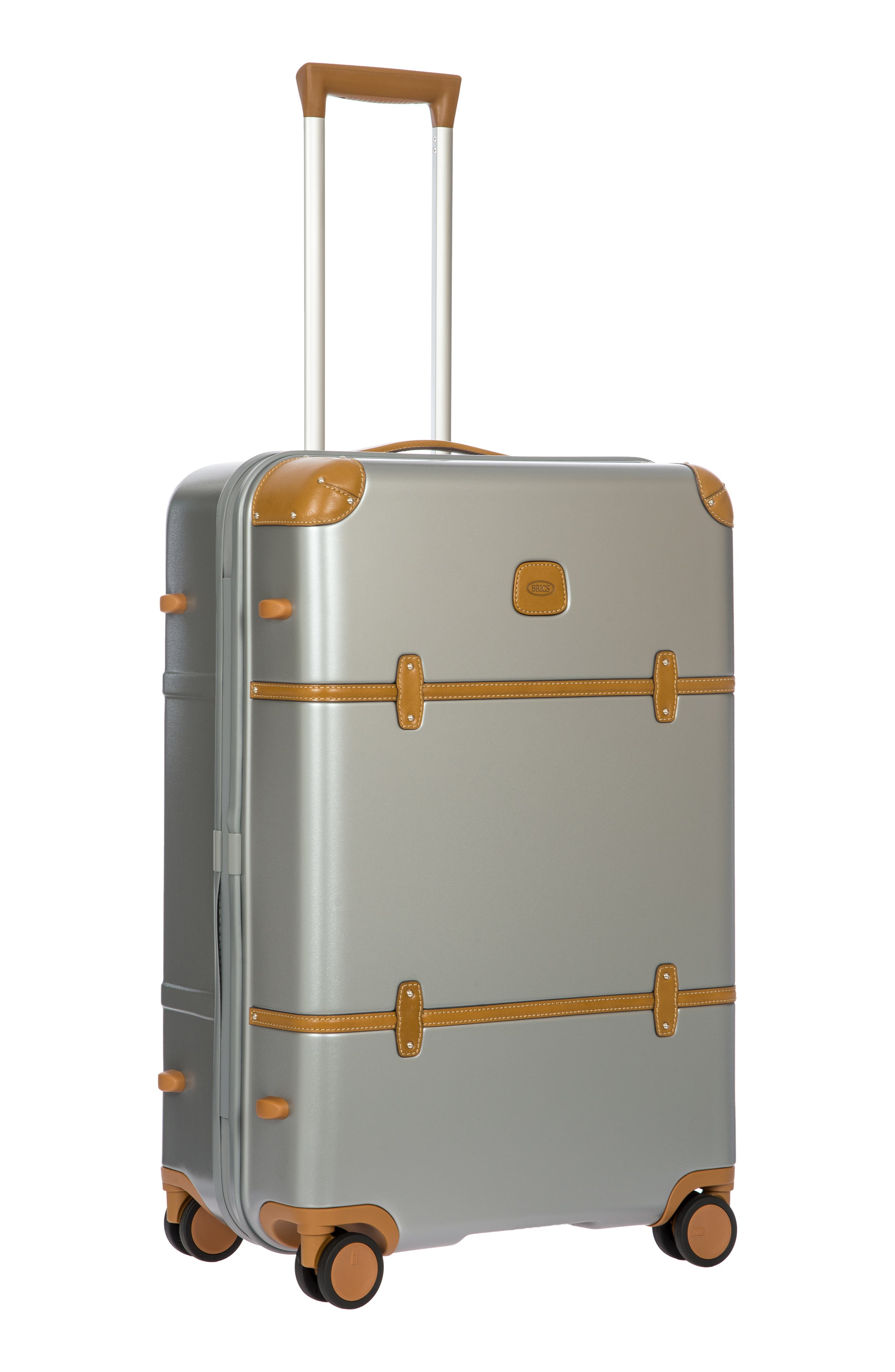 Bellagio 2.0 27-Inch Rolling Spinner Suitcase,                             Alternate thumbnail 9, color,                             SILVER