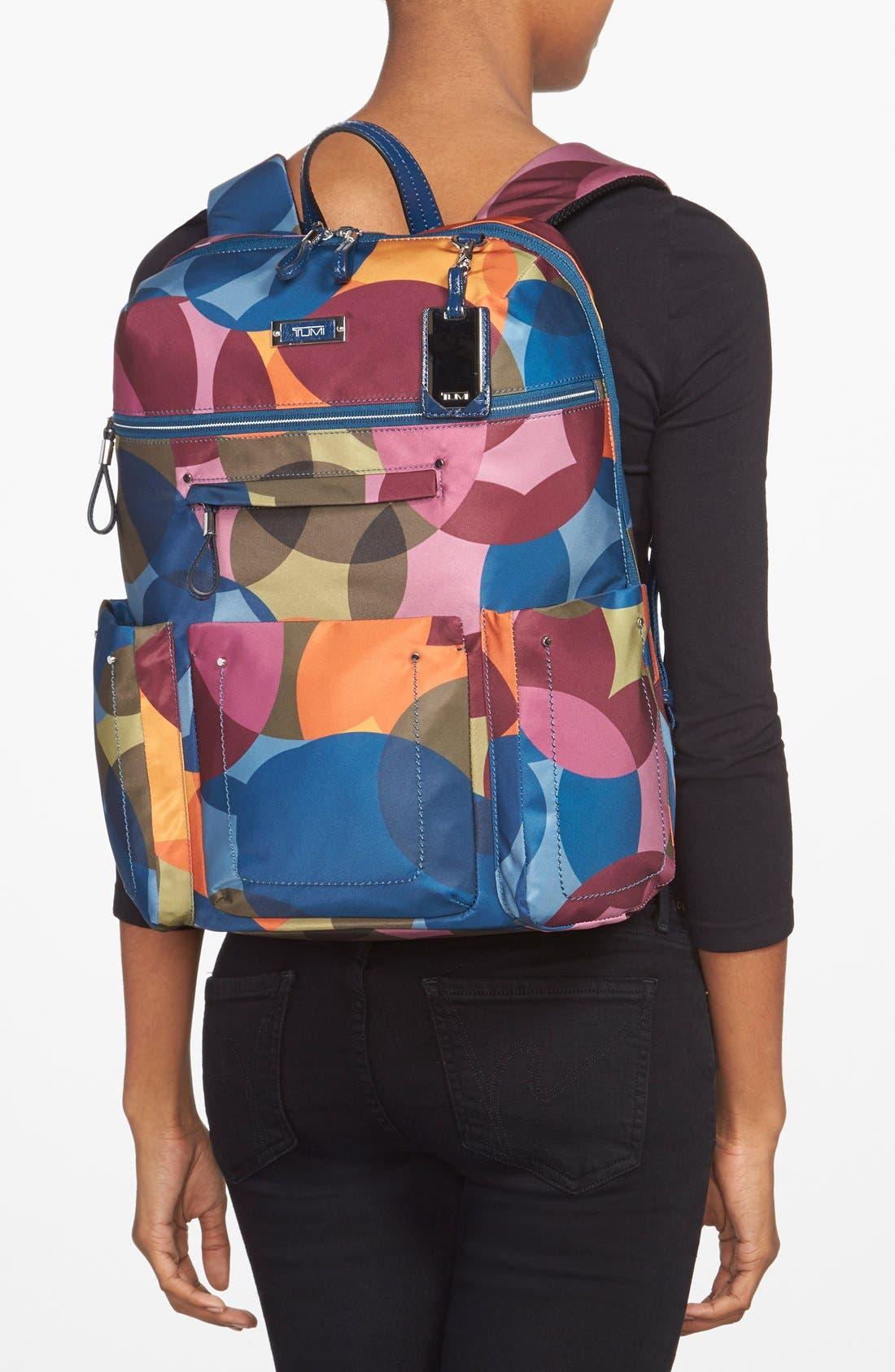 Calais Nylon 15-Inch Computer Commuter Backpack,                             Alternate thumbnail 45, color,