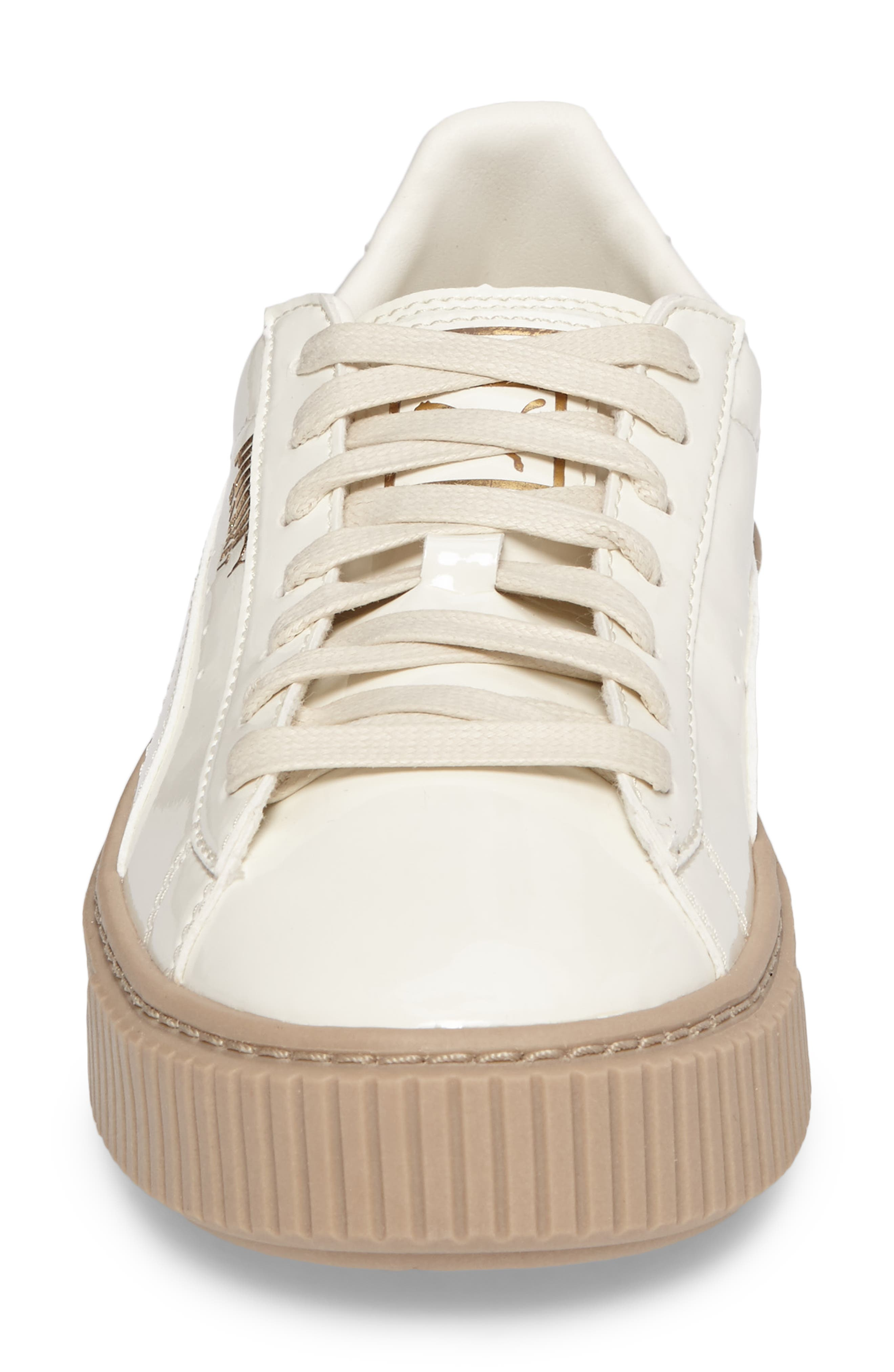 Basket Platform Sneaker,                             Alternate thumbnail 10, color,