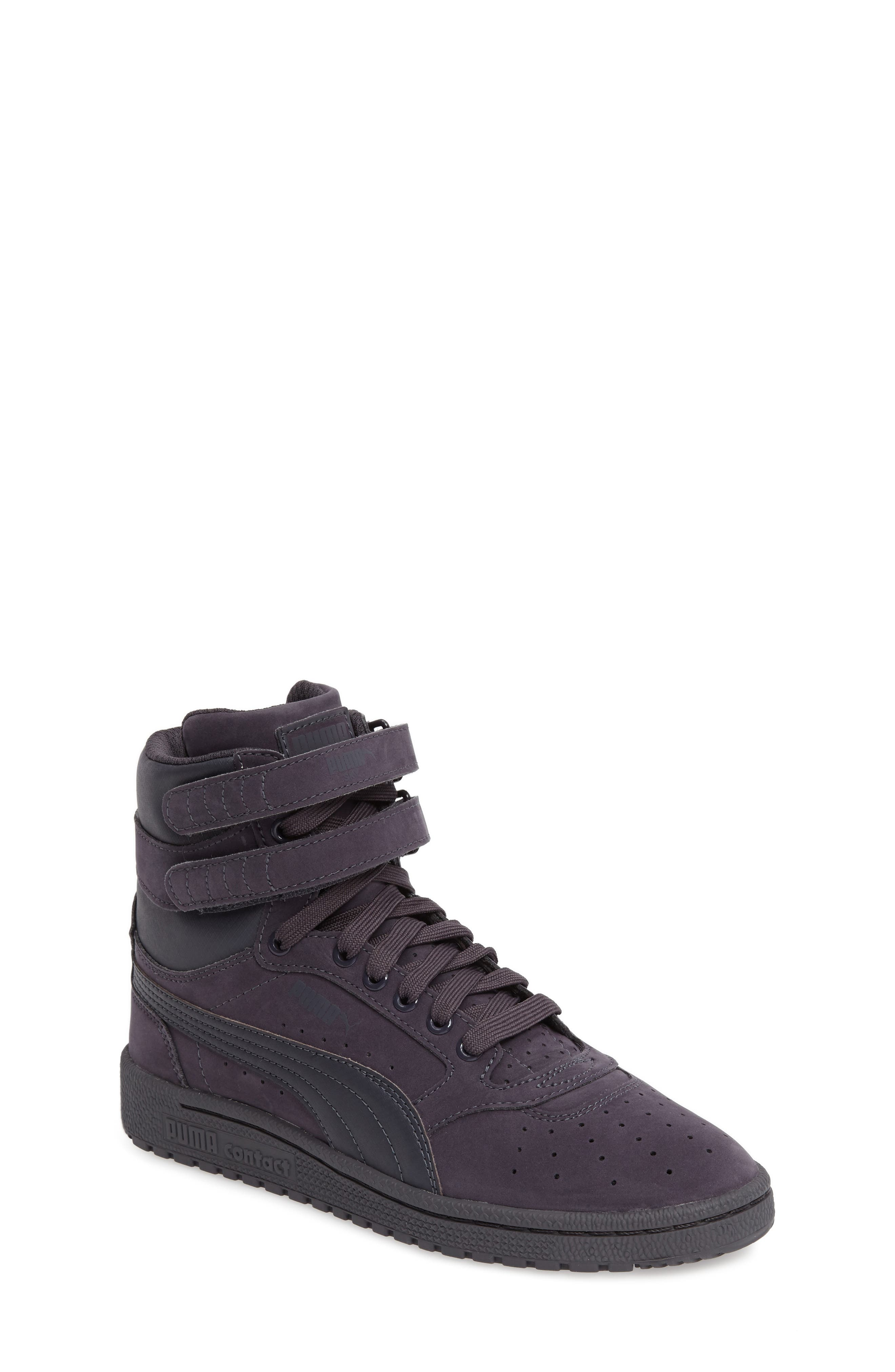 Ski II High Top Sneaker,                             Main thumbnail 1, color,                             020