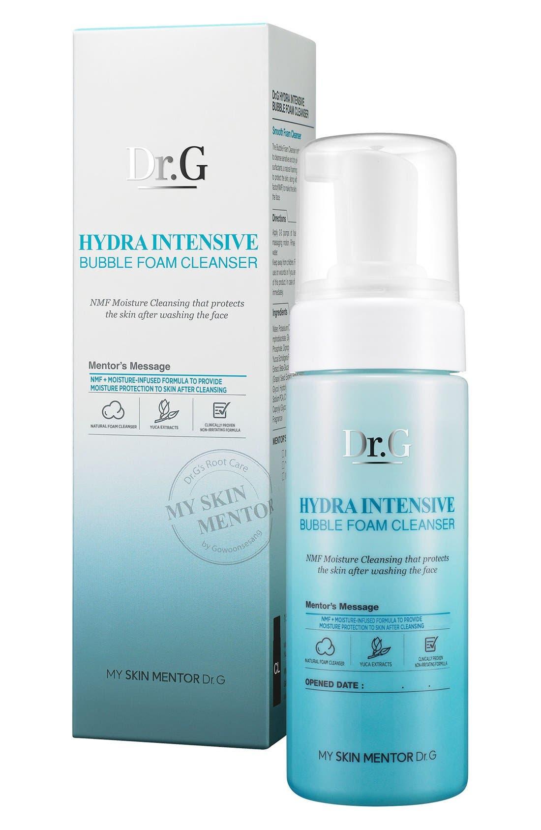 Hydra Intensive Bubble Foam Cleanser,                             Alternate thumbnail 4, color,                             NO COLOR