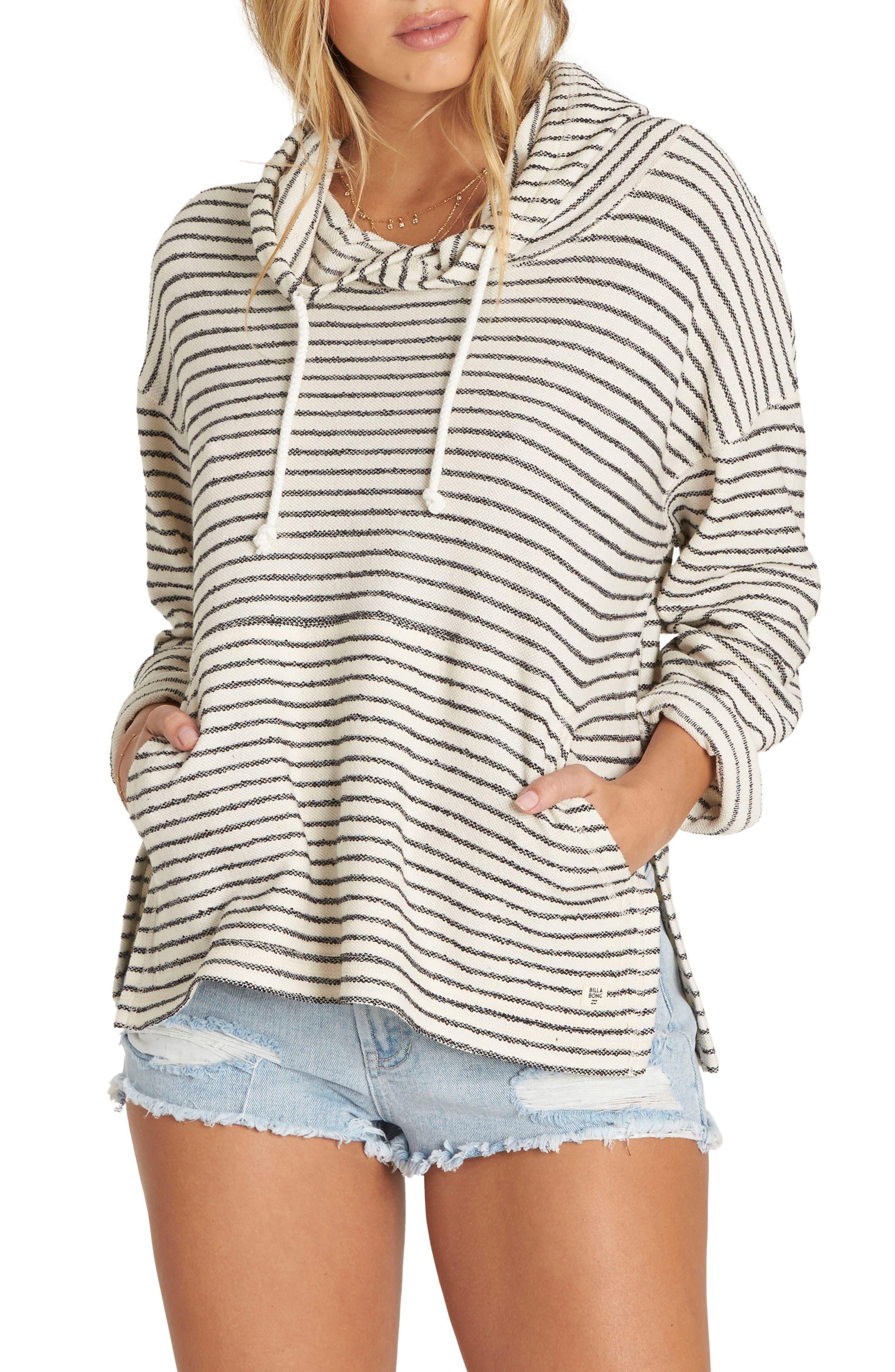 Beach Daze Stripe Pullover,                         Main,                         color,