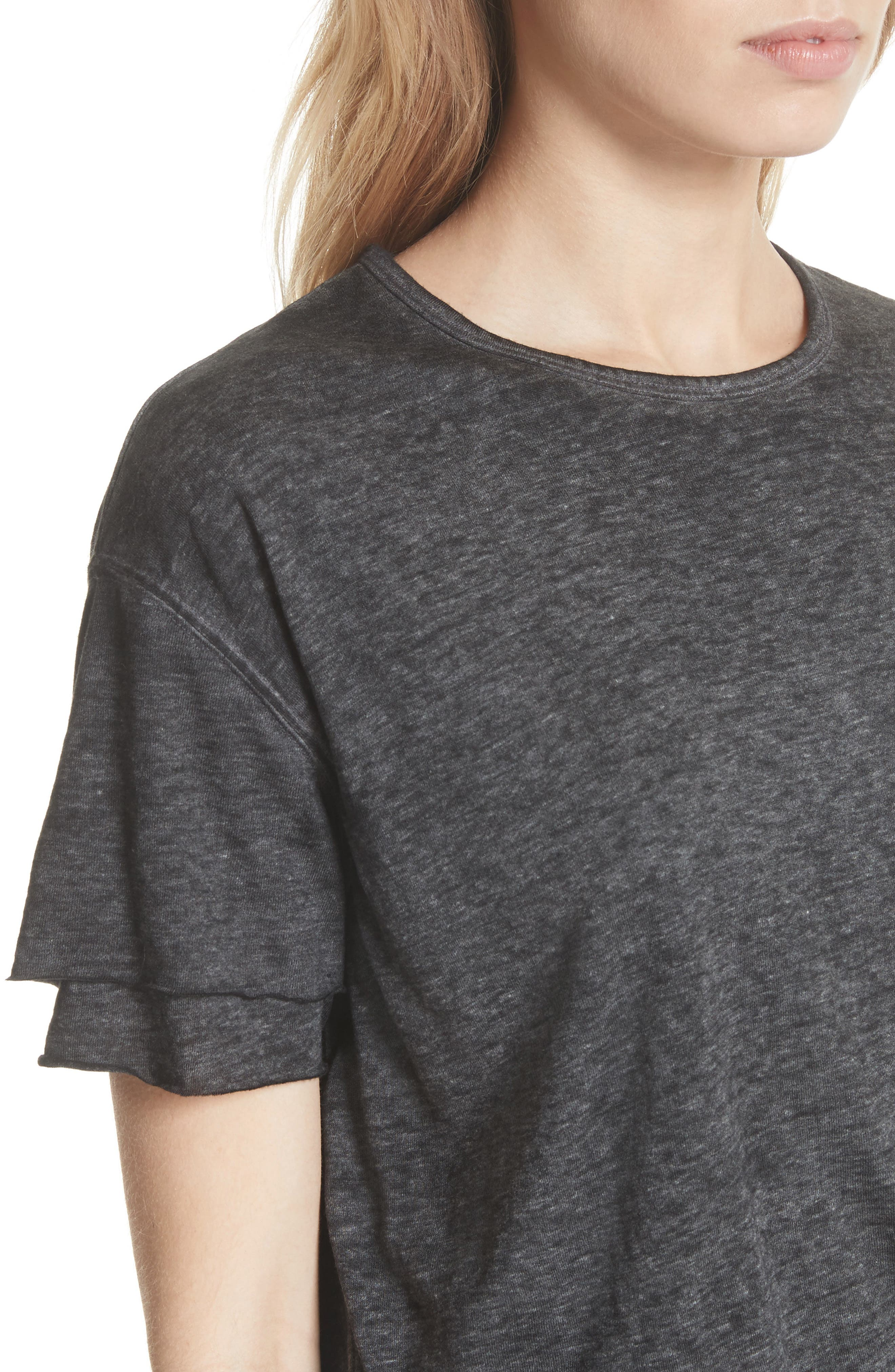 We the Free by Free People Cloud Nine Tee,                             Alternate thumbnail 4, color,                             089
