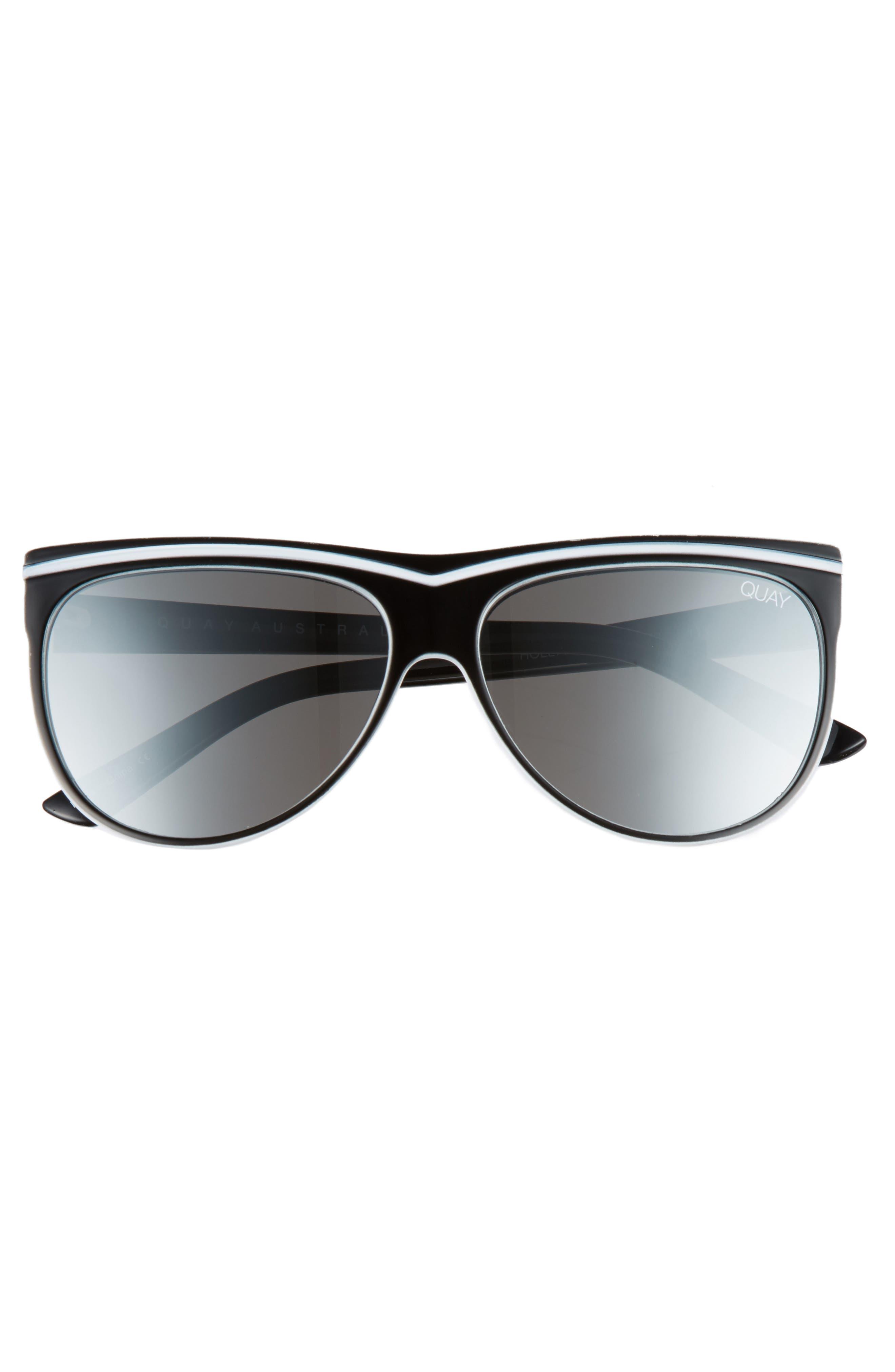 Hollywood Nights 62mm Sunglasses,                             Alternate thumbnail 7, color,
