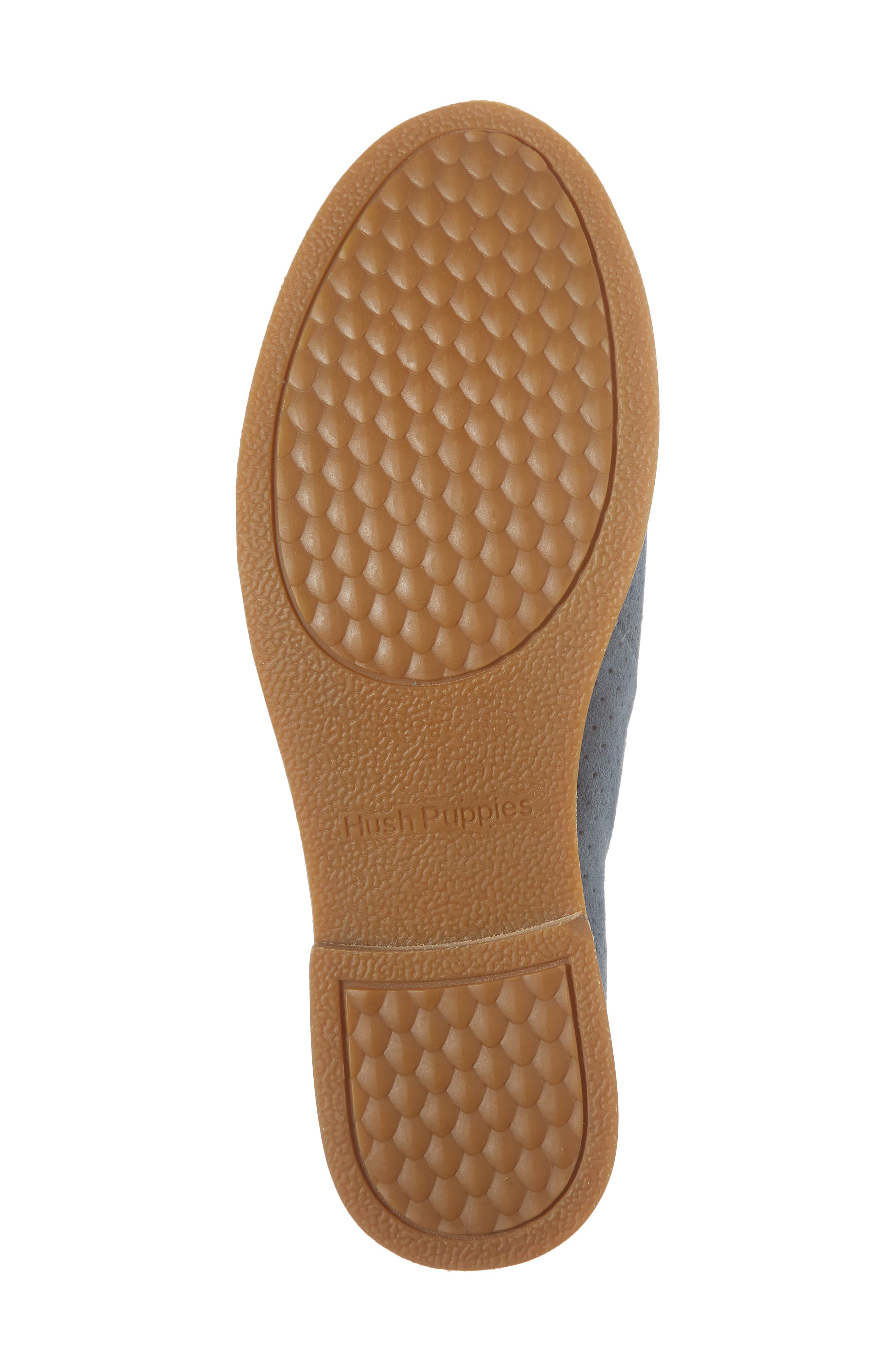 Hush Puppies Analise Clever Slip-On,                             Alternate thumbnail 6, color,                             VINTAGE INDIGO SUEDE