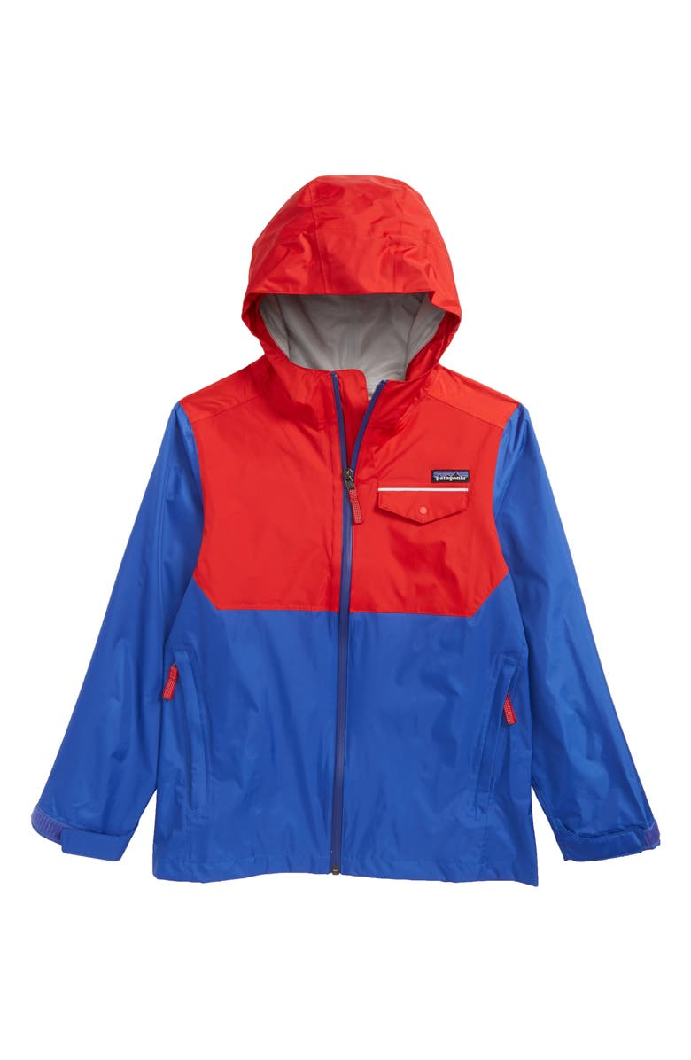 1f62d8a9e77 Patagonia Torrentshell Hooded Rain Jacket (Little Boys   Big Boys ...