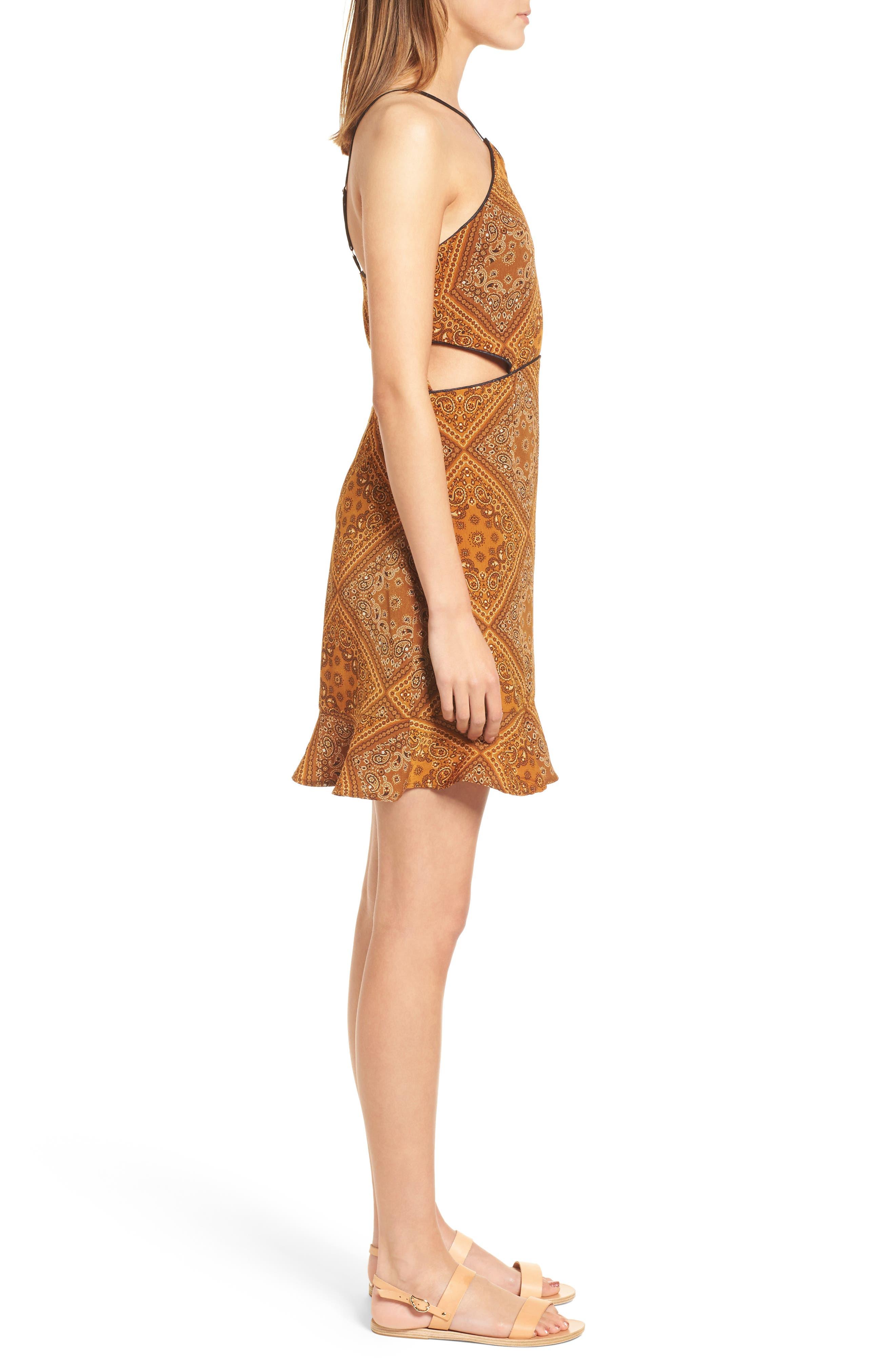 Bandana Bella Dress,                             Alternate thumbnail 6, color,