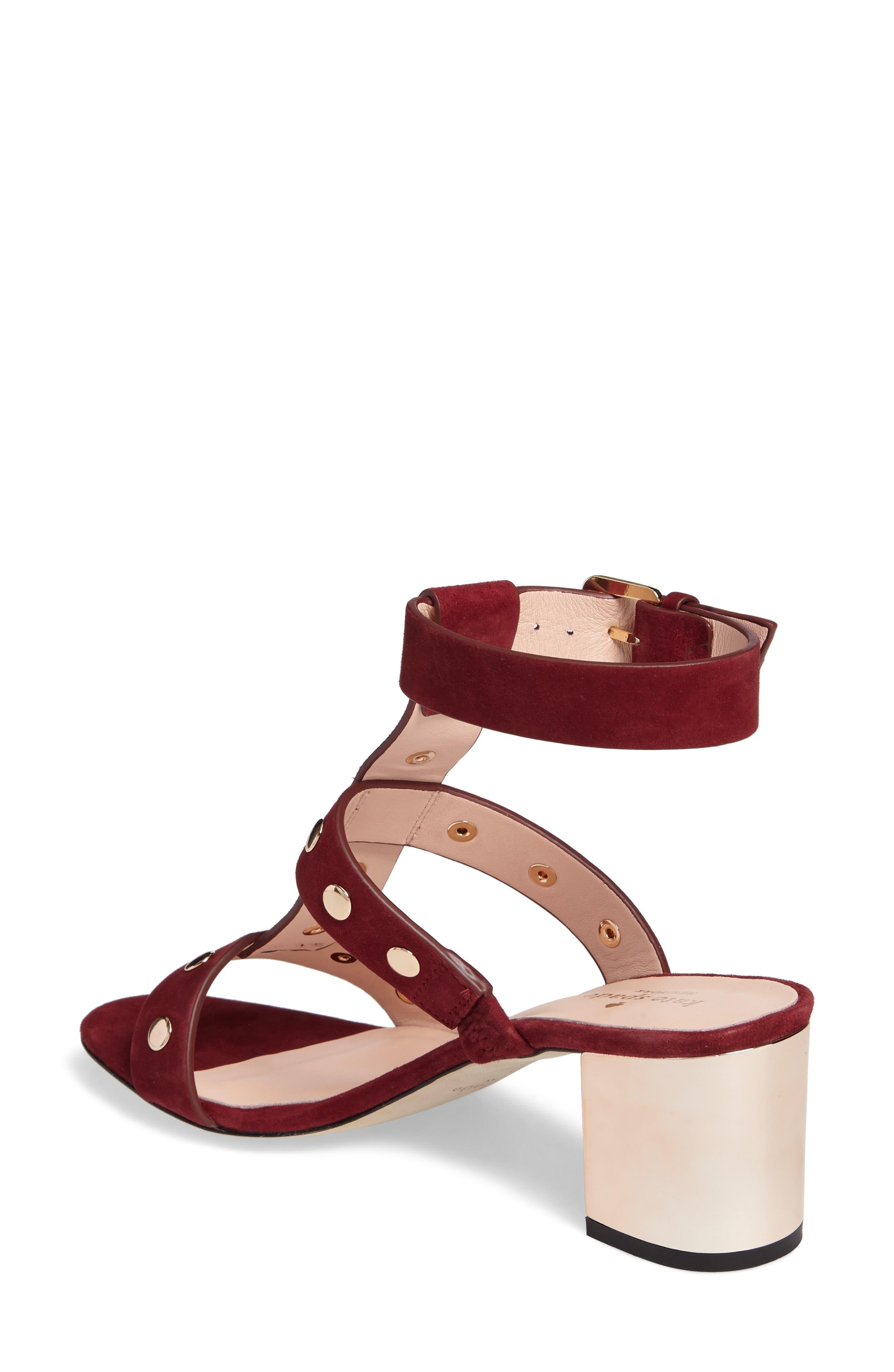 welby t-strap sandal,                             Alternate thumbnail 6, color,