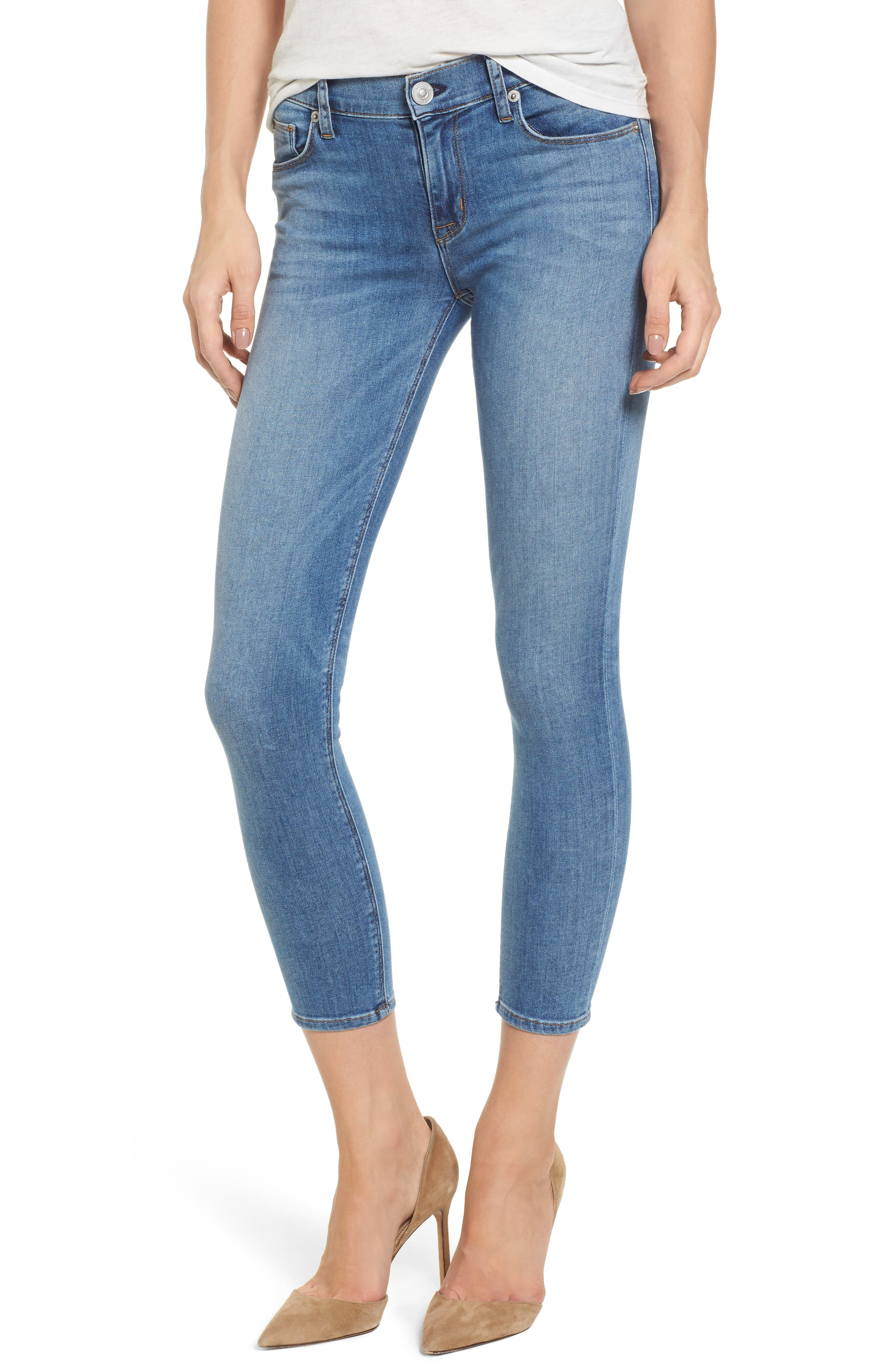 Tally Crop Skinny Jeans,                             Main thumbnail 1, color,                             450