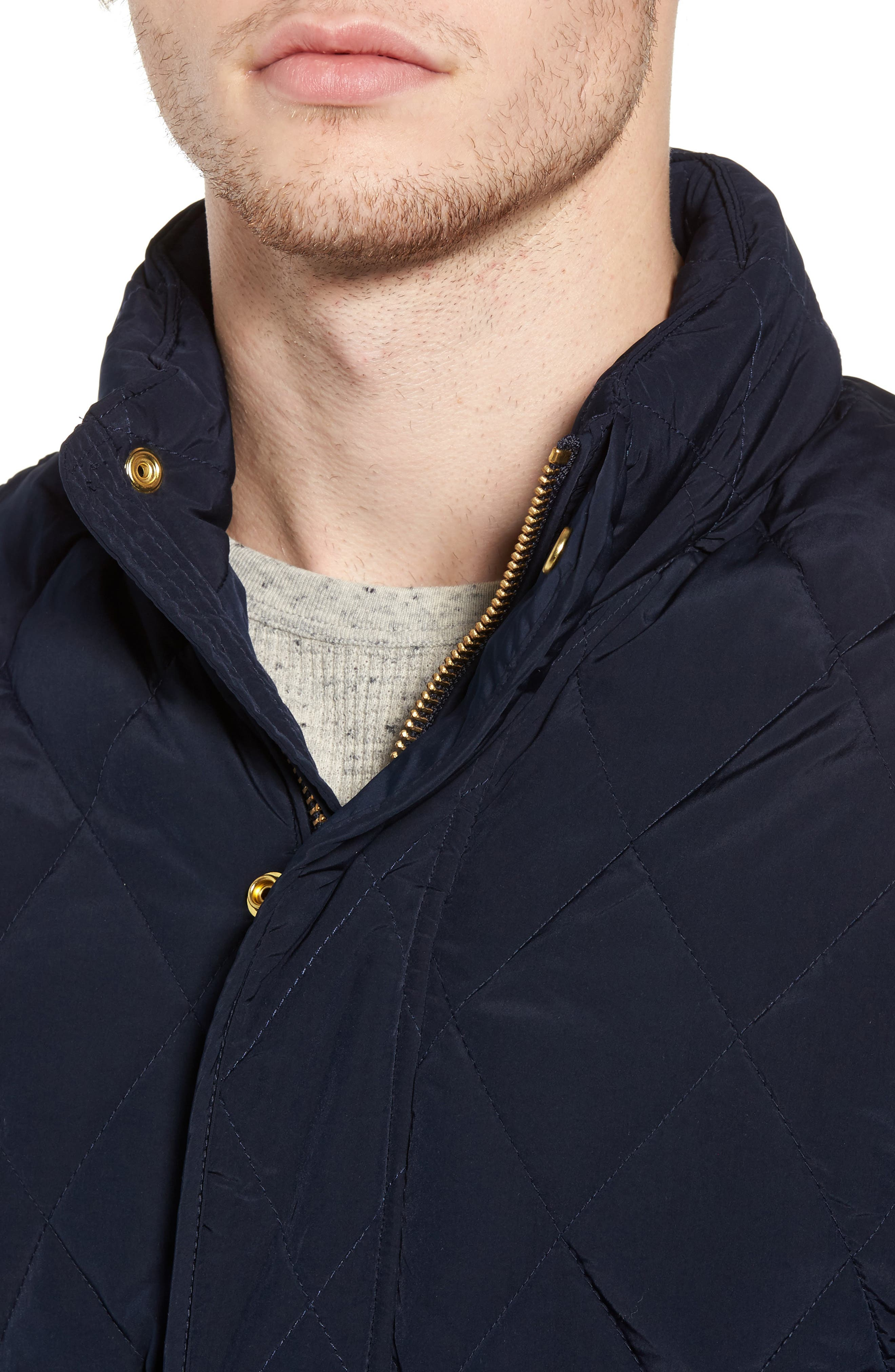 Lightweight Quilted Jacket,                             Alternate thumbnail 8, color,