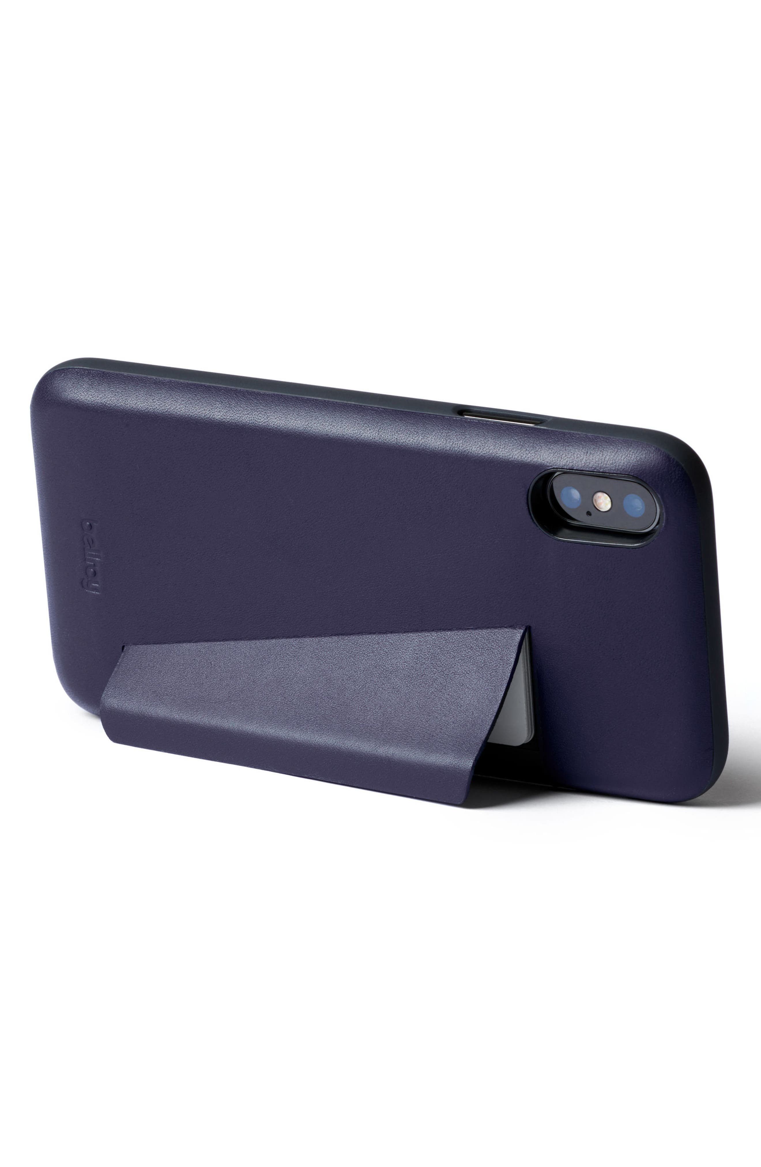 Three Card iPhone X & Xs Case,                             Alternate thumbnail 20, color,