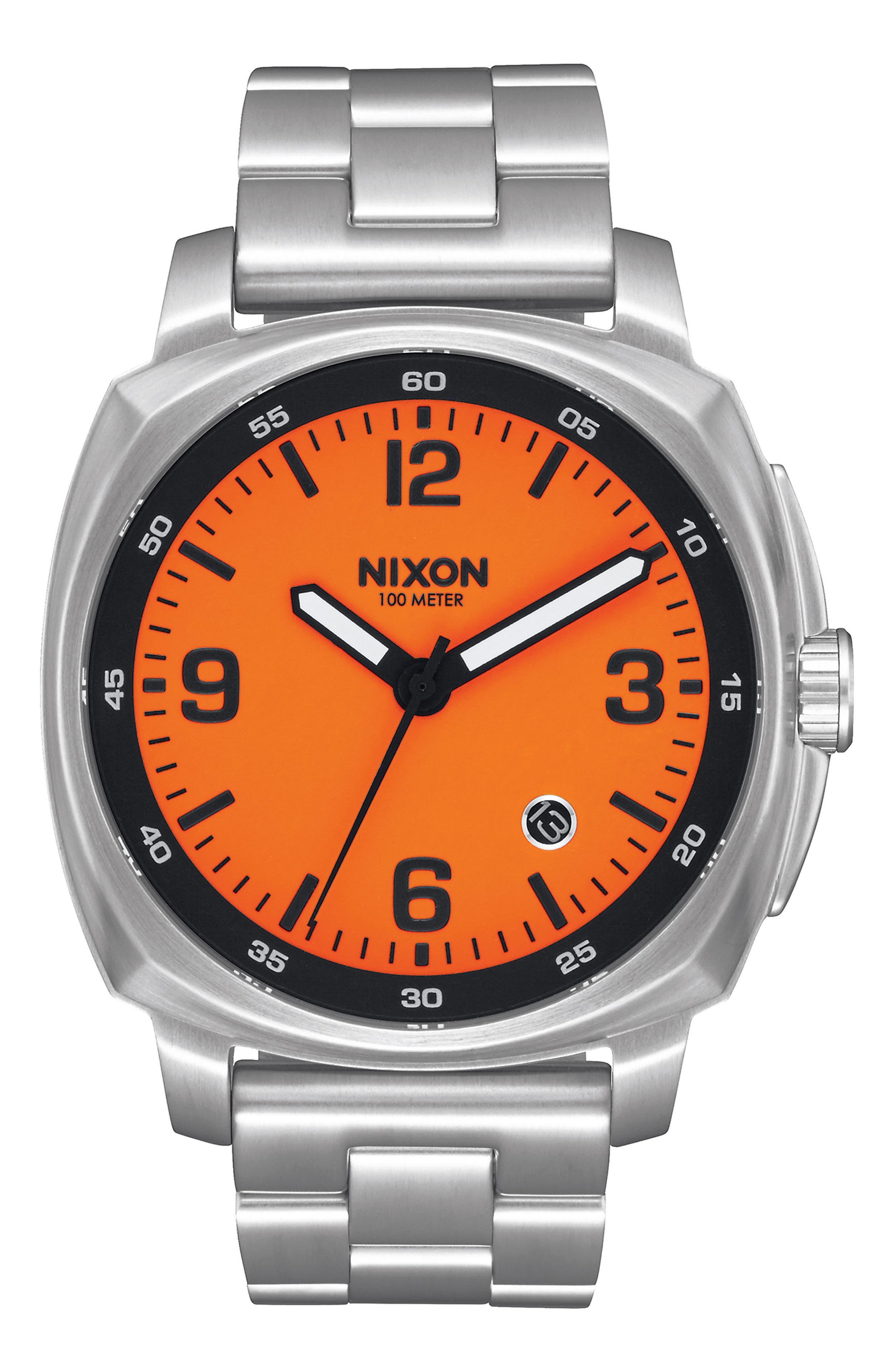 Charger Bracelet Watch, 42mm,                             Main thumbnail 4, color,