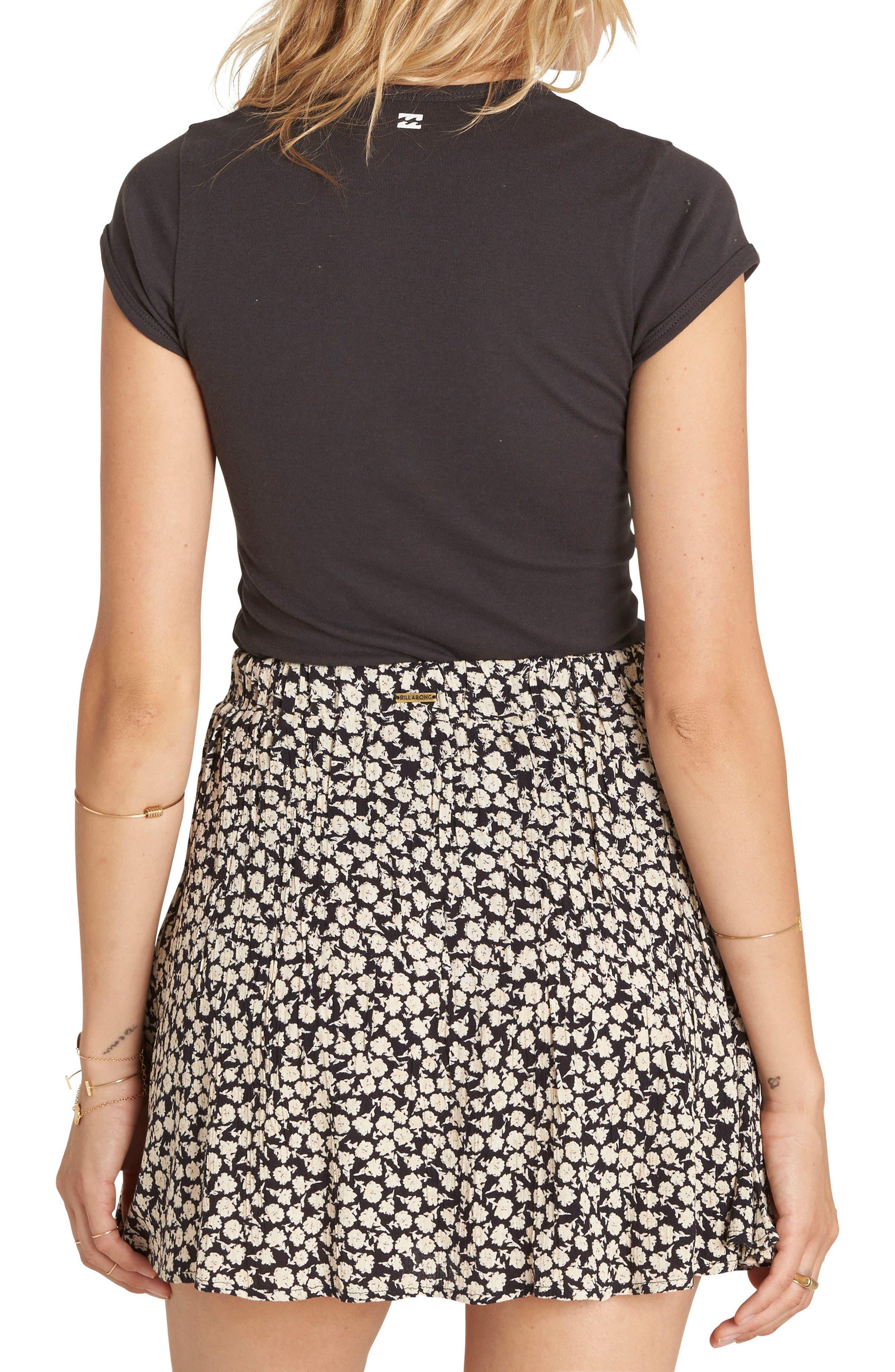 Straight Up Miniskirt,                             Alternate thumbnail 2, color,                             001