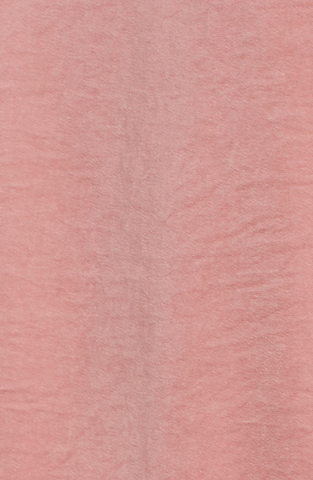 Hansel Sleeveless Dress,                             Alternate thumbnail 6, color,                             FADED ROSE