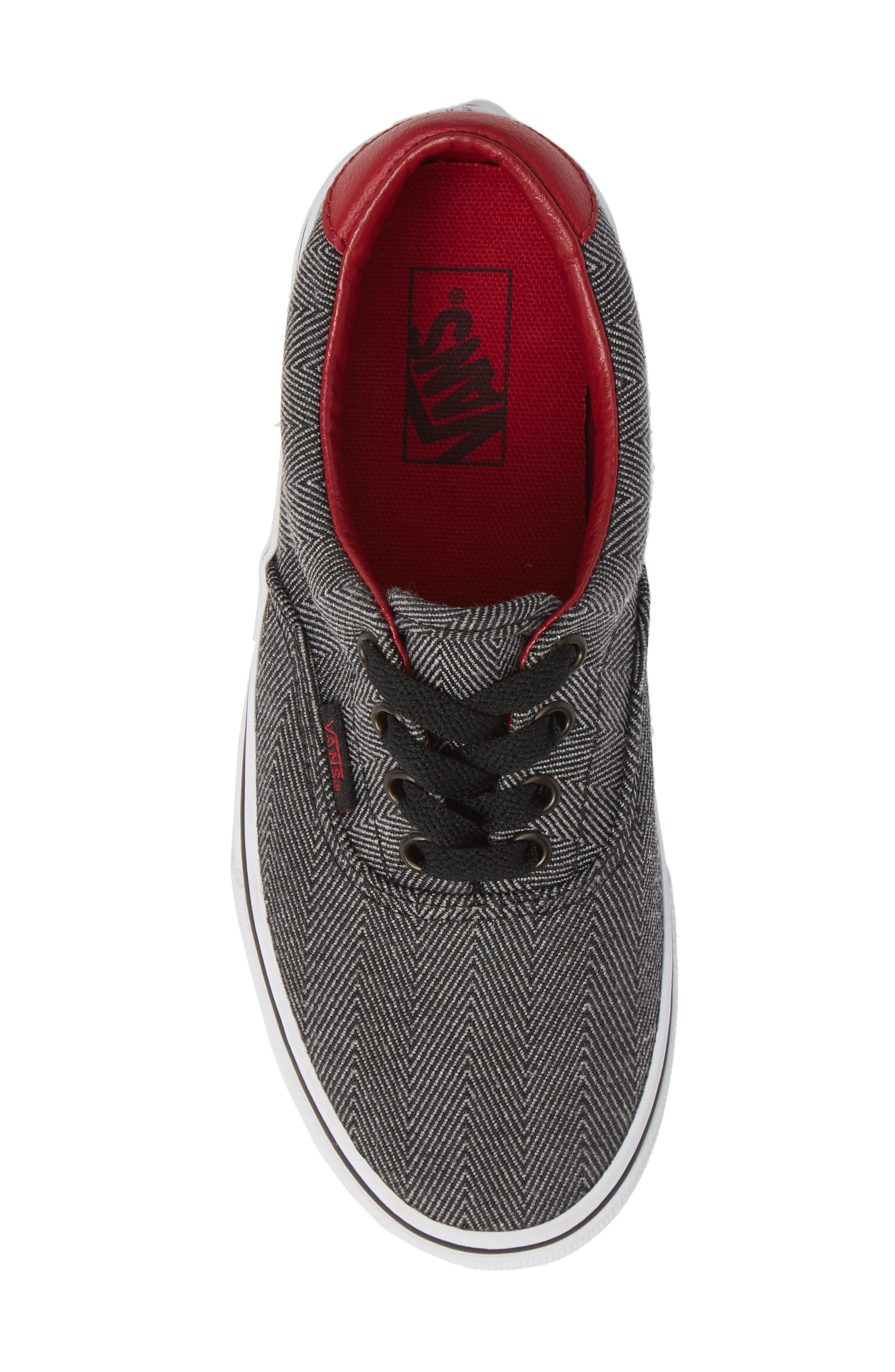 Era 59 Bleacher Sneaker,                             Alternate thumbnail 5, color,                             002