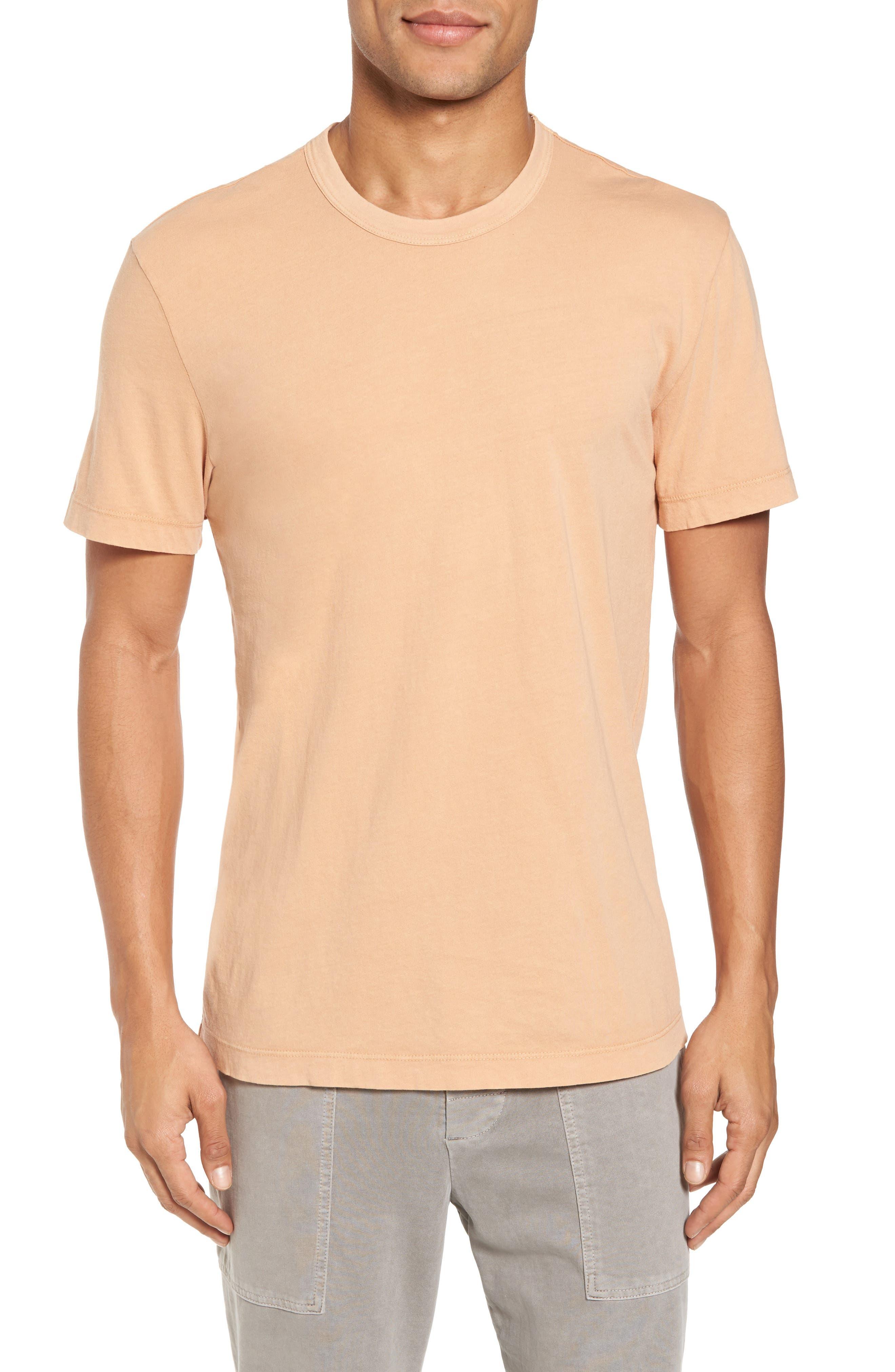Crewneck Jersey T-Shirt,                             Alternate thumbnail 136, color,