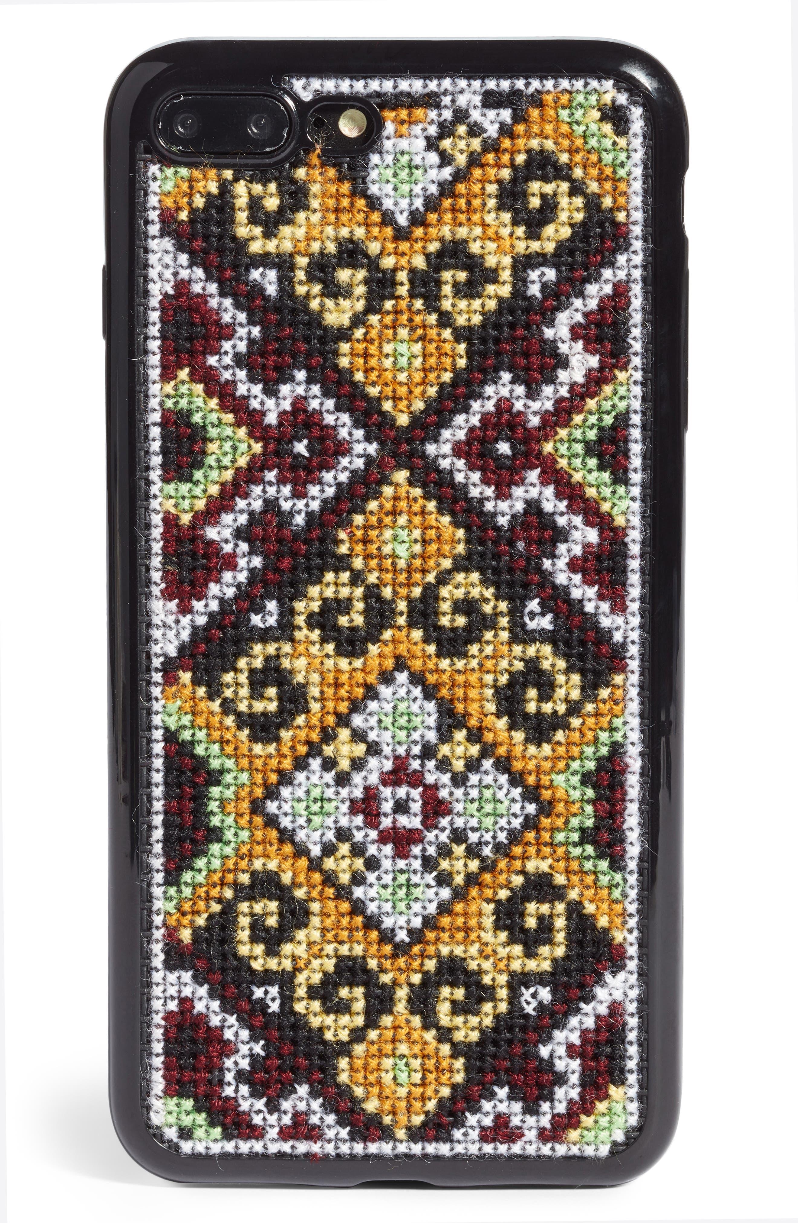 iPhone 7+/8+ Case,                             Main thumbnail 1, color,                             YELLOW