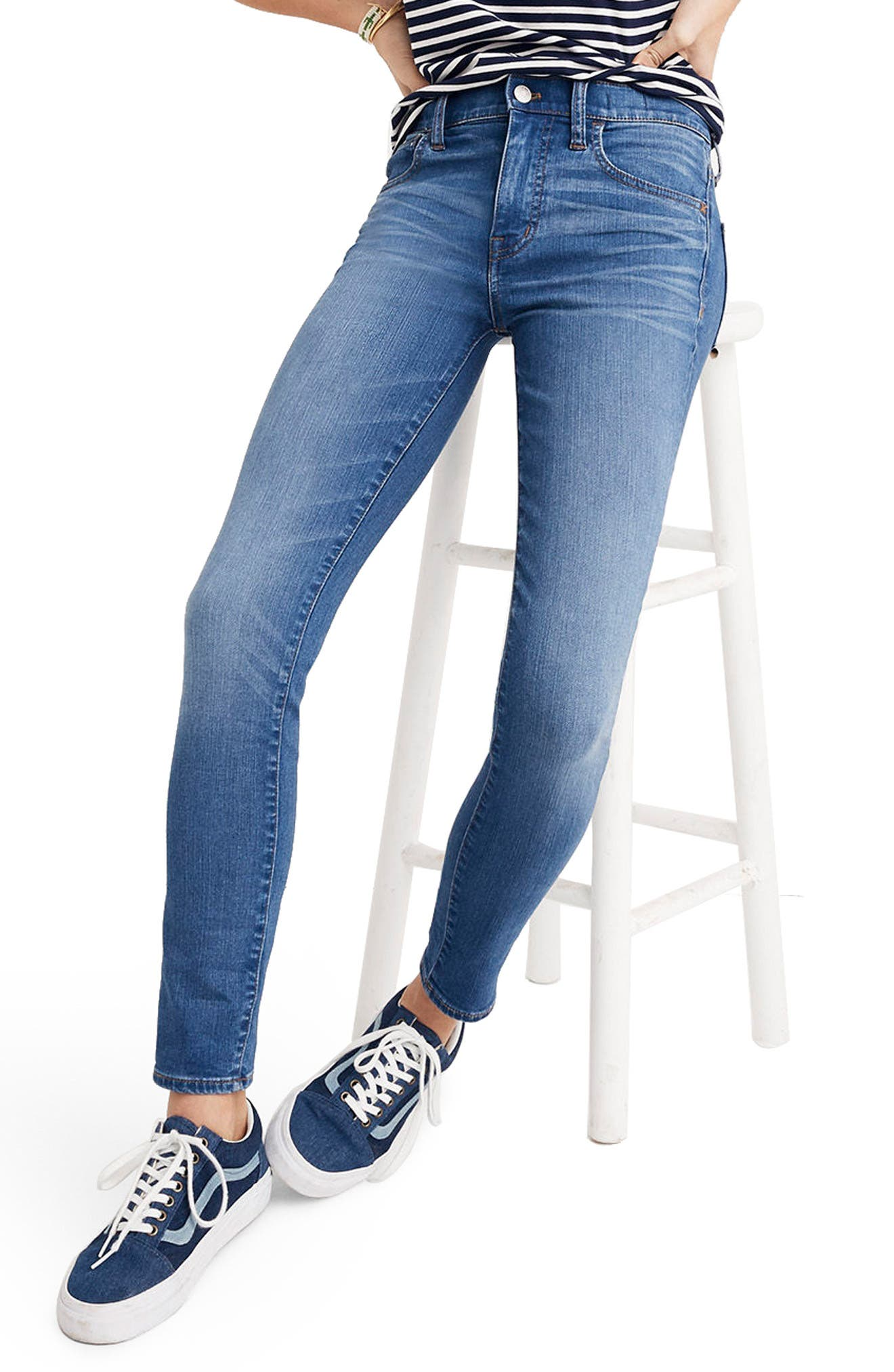Roadtripper Crop Skinny Jeans,                         Main,                         color, DECLAN WASH