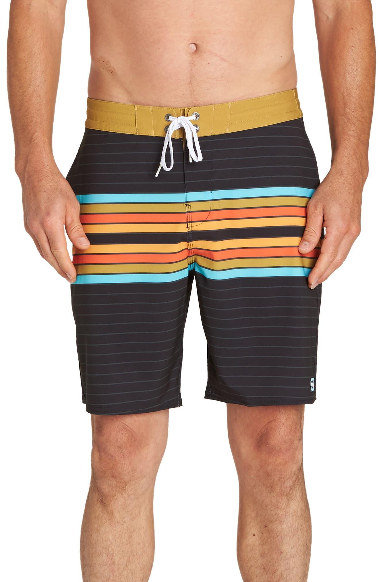 Spinner LT Board Shorts,                             Main thumbnail 1, color,                             018