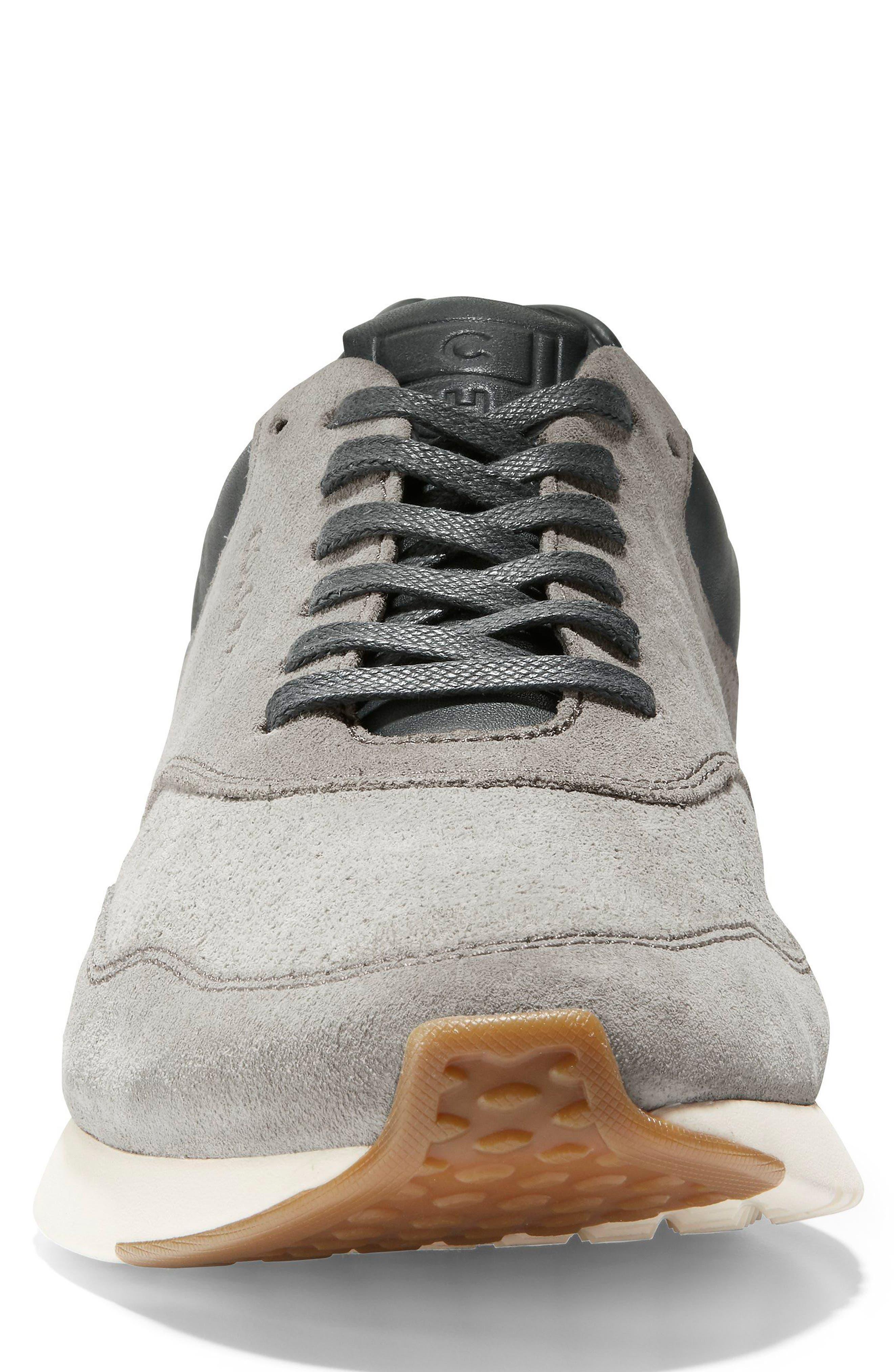 GrandPro Runner Sneaker,                             Alternate thumbnail 4, color,                             020