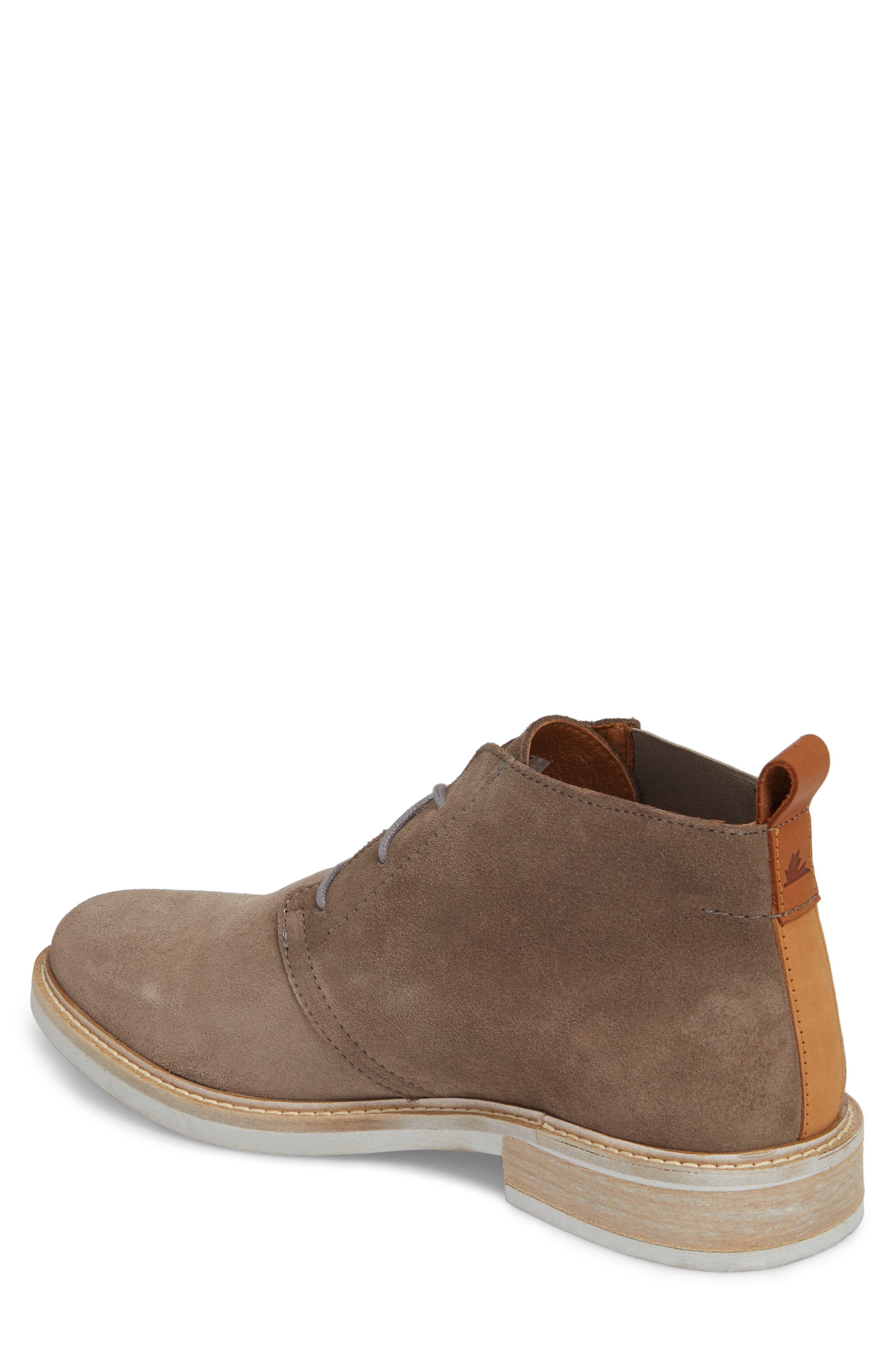 Jameson Water Resistant Chukka Boot,                             Alternate thumbnail 2, color,                             ANTHRACITE