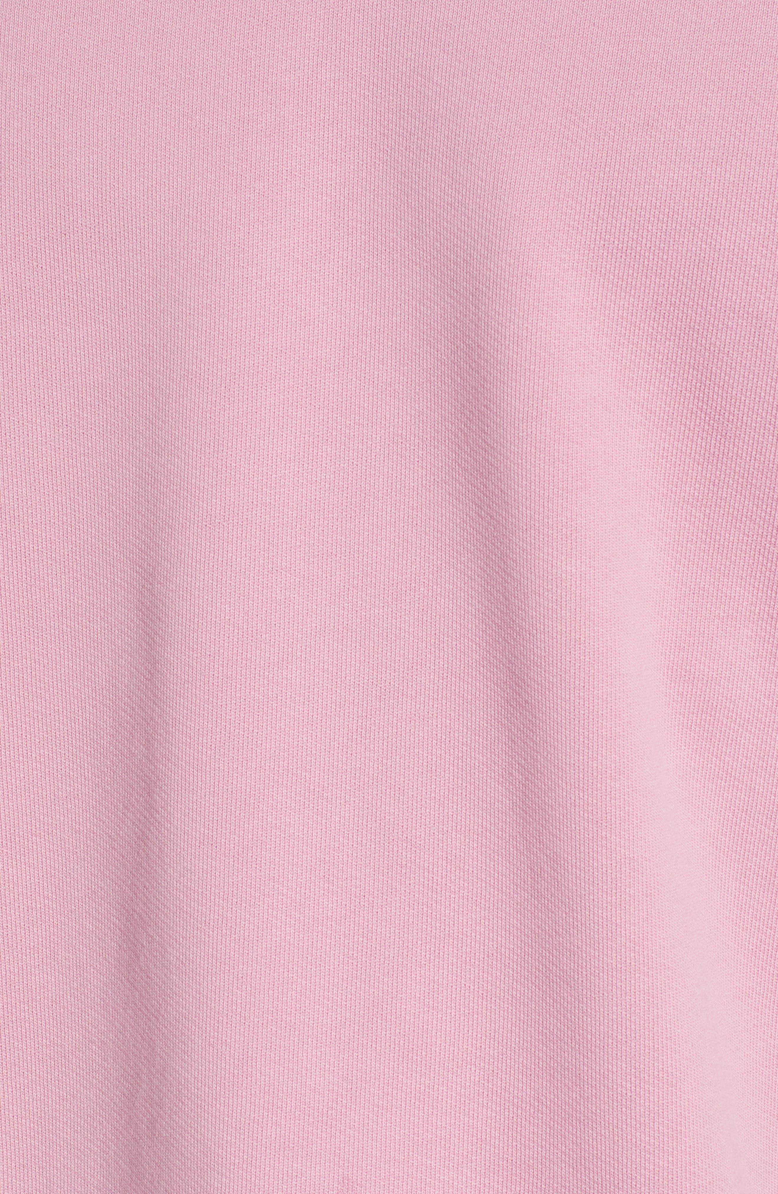 Cotton Terry Sweatshirt,                             Alternate thumbnail 10, color,
