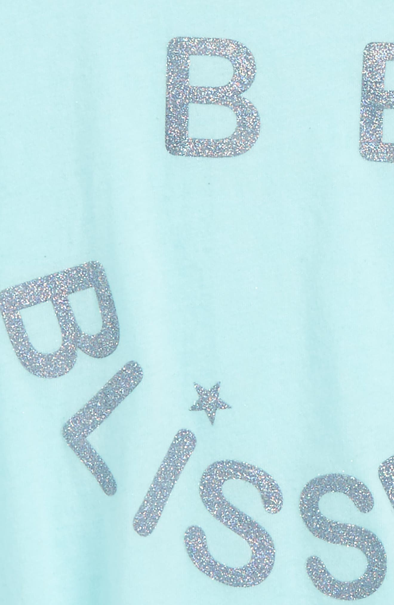 Be Blissful Graphic Tank,                             Alternate thumbnail 2, color,                             407