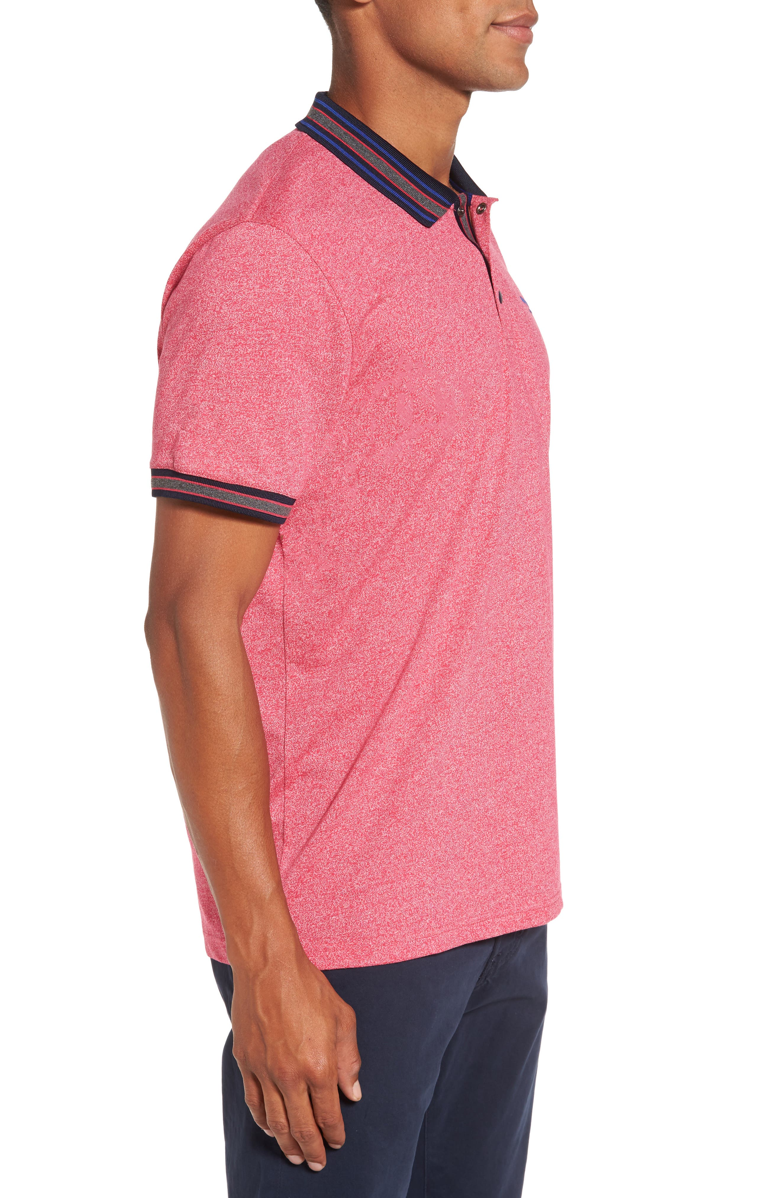 Fore Mouline Golf Polo,                             Alternate thumbnail 9, color,