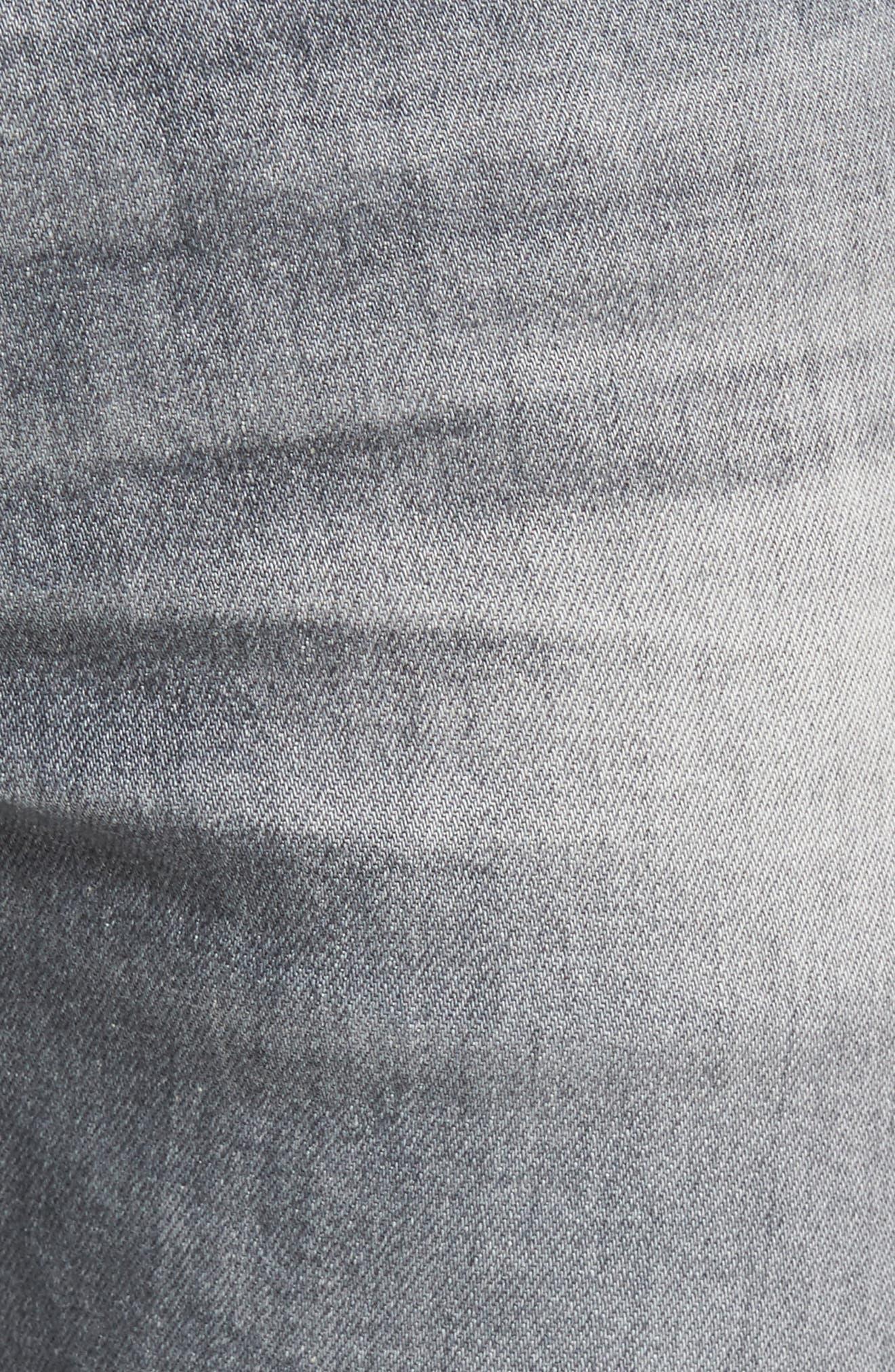 Tellis Modern Slim Fit Jeans,                             Alternate thumbnail 5, color,                             020